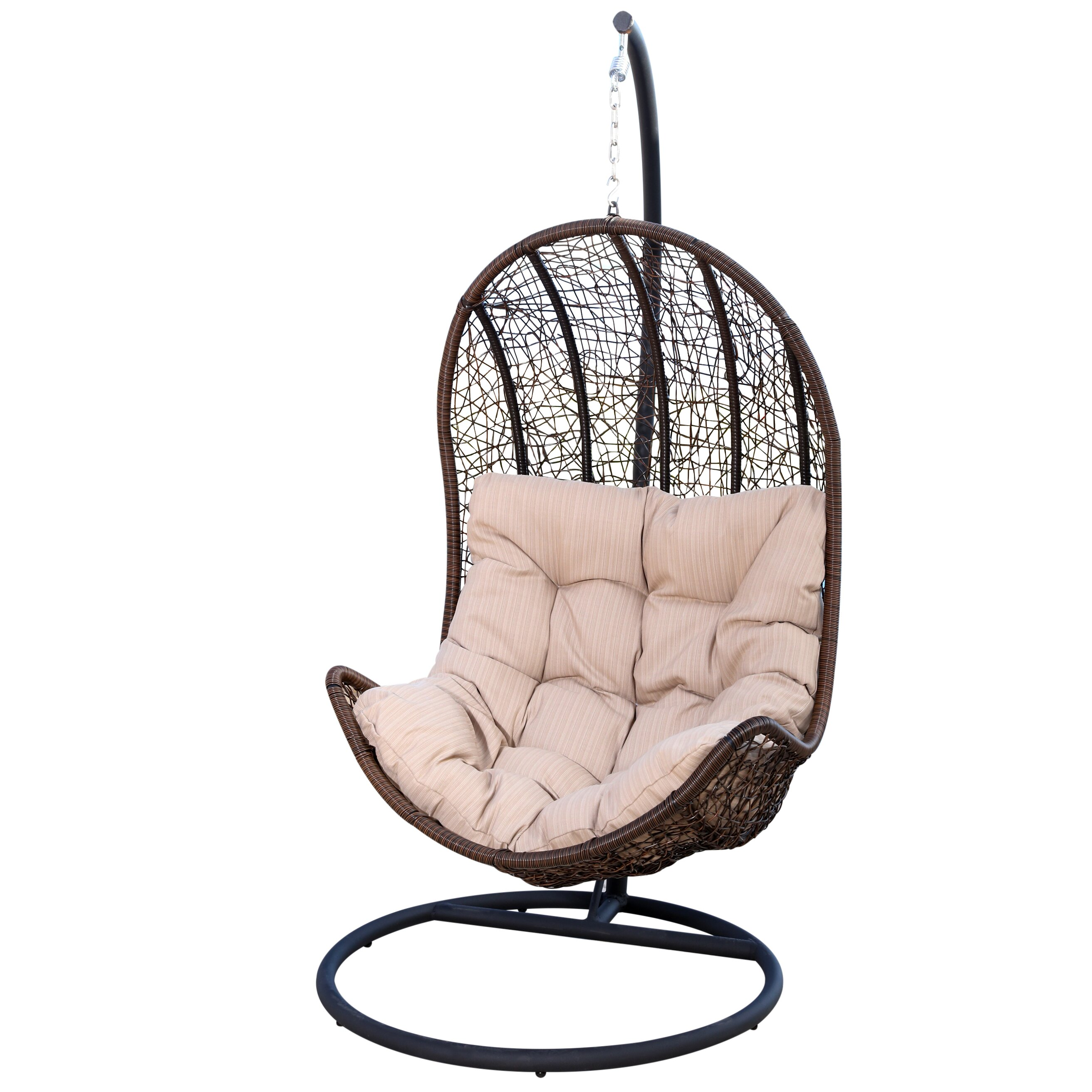 Darby Home Co Everson Eggshaped Swing Chair & Reviews ...