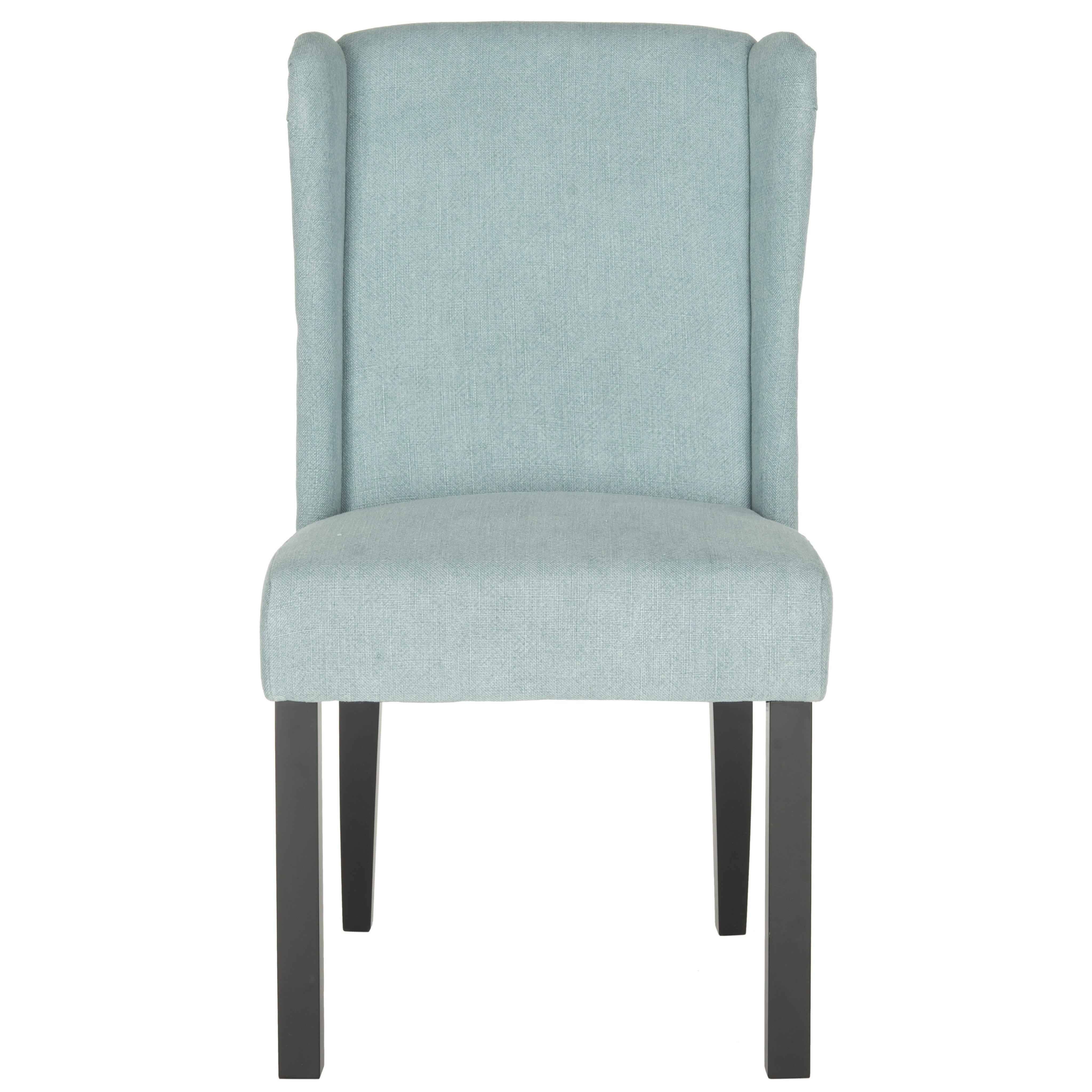 Alcott Hill Charlottesville Wingback Slipper Chair