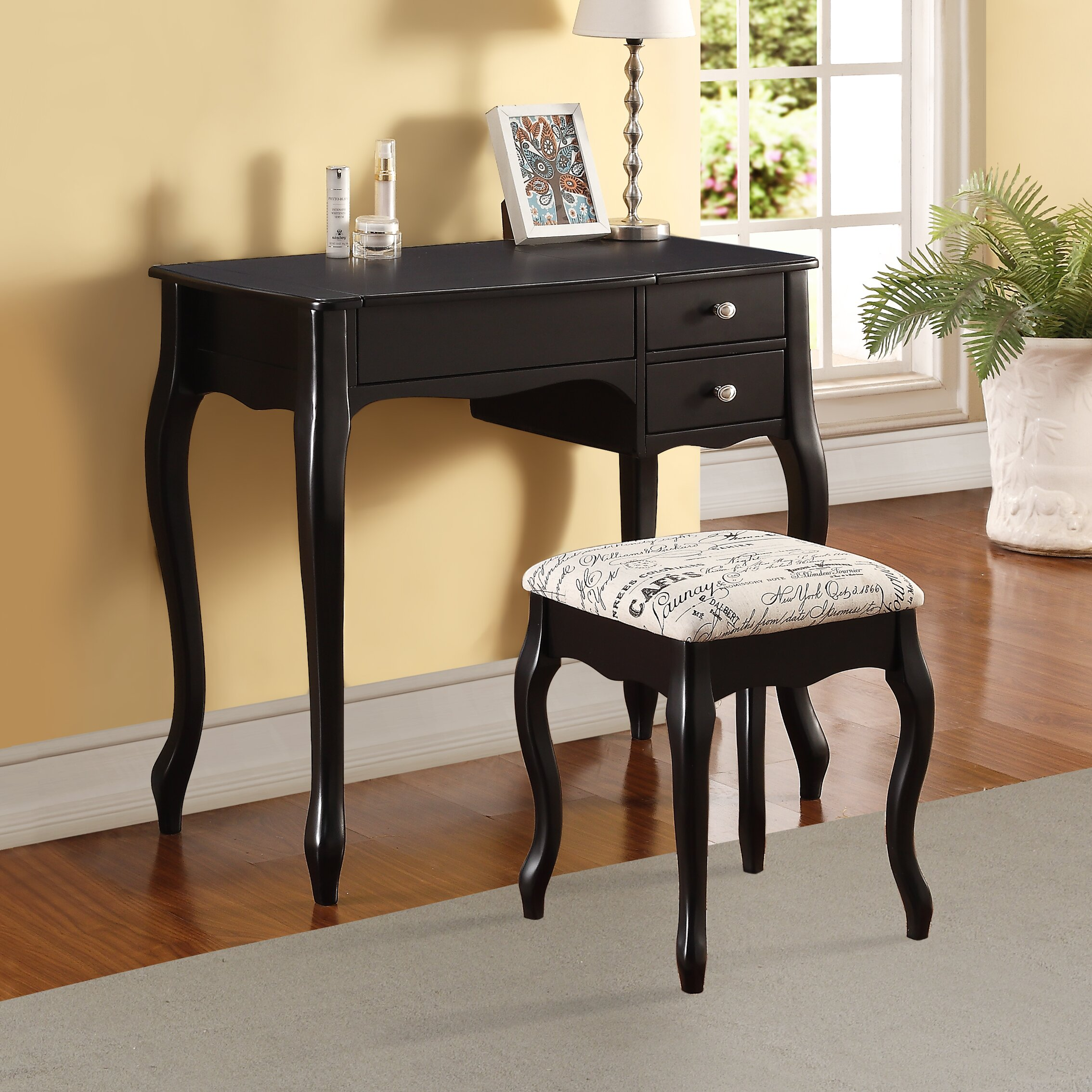 furniture bedroom furniture black bedroom vanities alcott hill sku