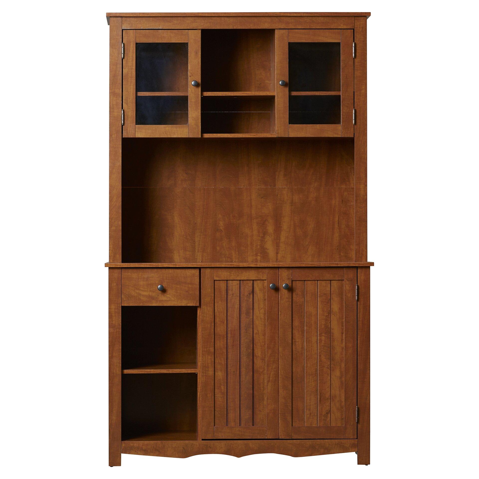 Alcott hill ella china cabinet reviews wayfair for Wayfair kitchen cabinets