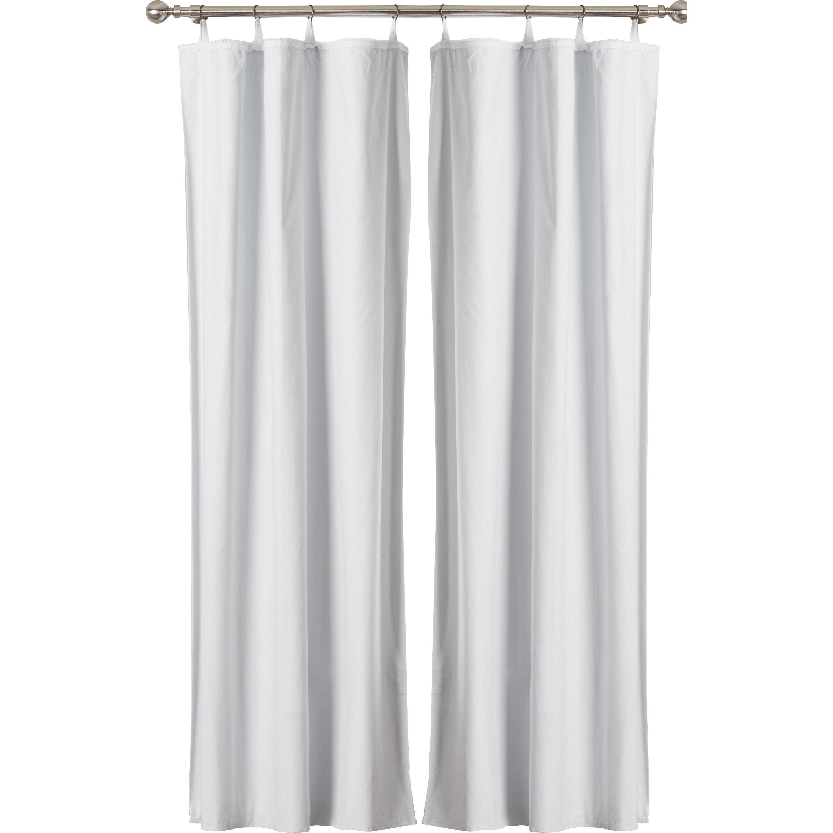 Alcott Hill Dorset Panel Curtain Liner & Reviews