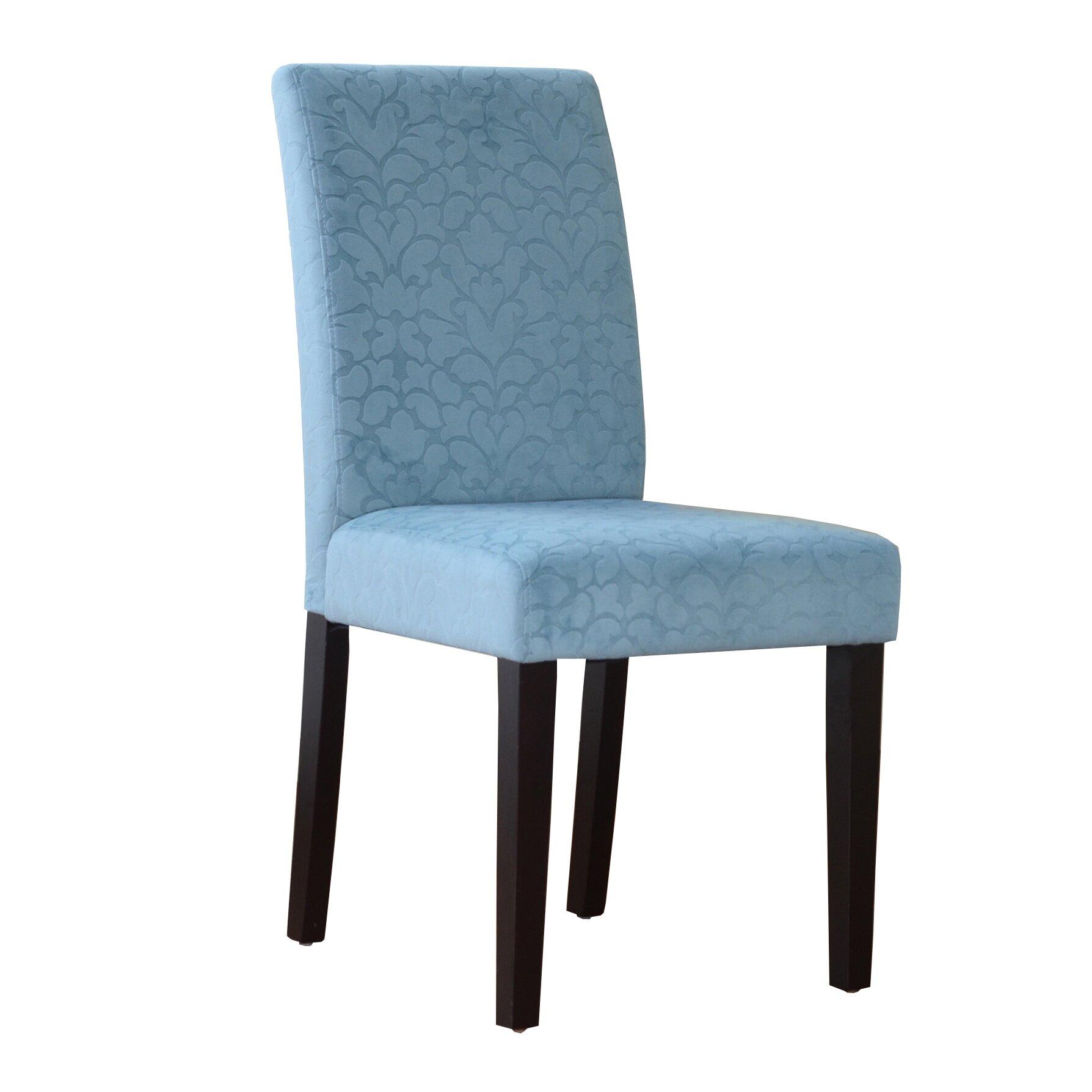 Charlton Home Blackwell Upton Parsons Chair & Reviews