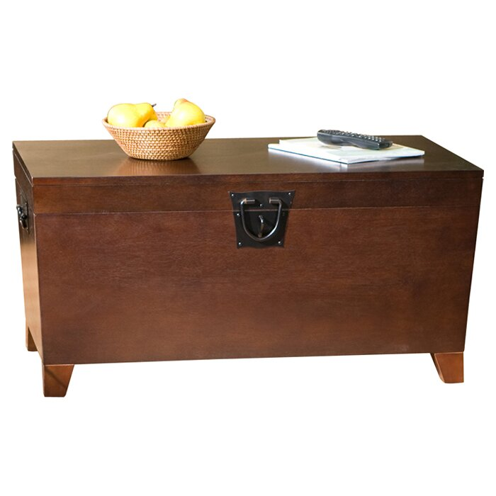 Next Trunk Coffee Table: Charlton Home Bischoptree Trunk Coffee Table & Reviews