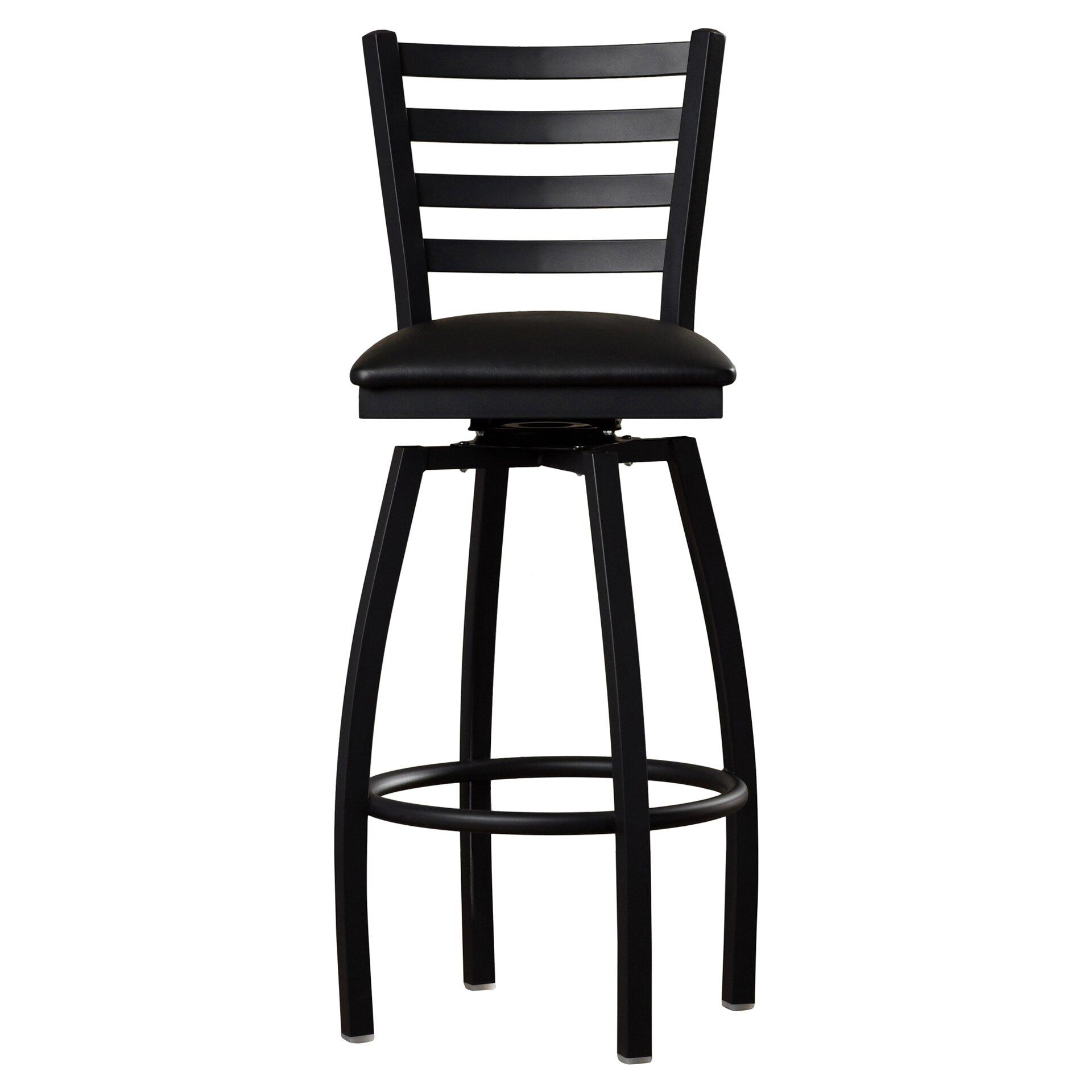 Charlton home portland 32 swivel bar stool reviews wayfair Home bar furniture portland oregon