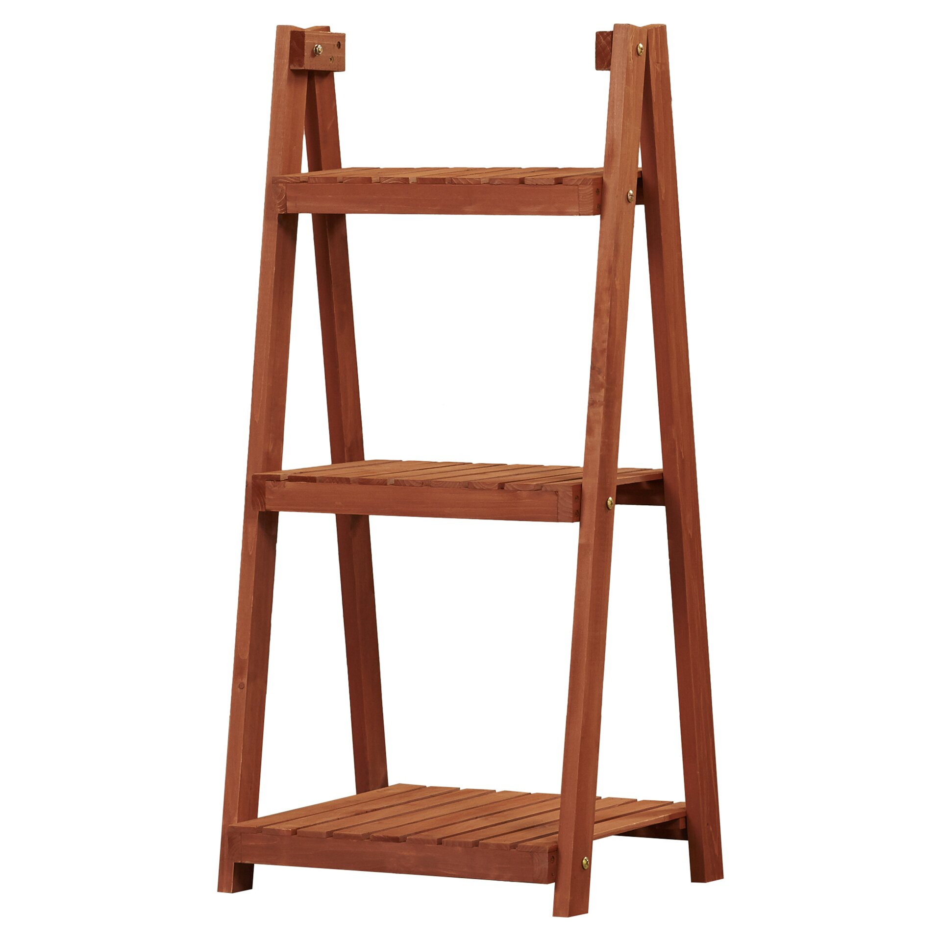 charlton home billingham multi tier etagere plant stand. Black Bedroom Furniture Sets. Home Design Ideas