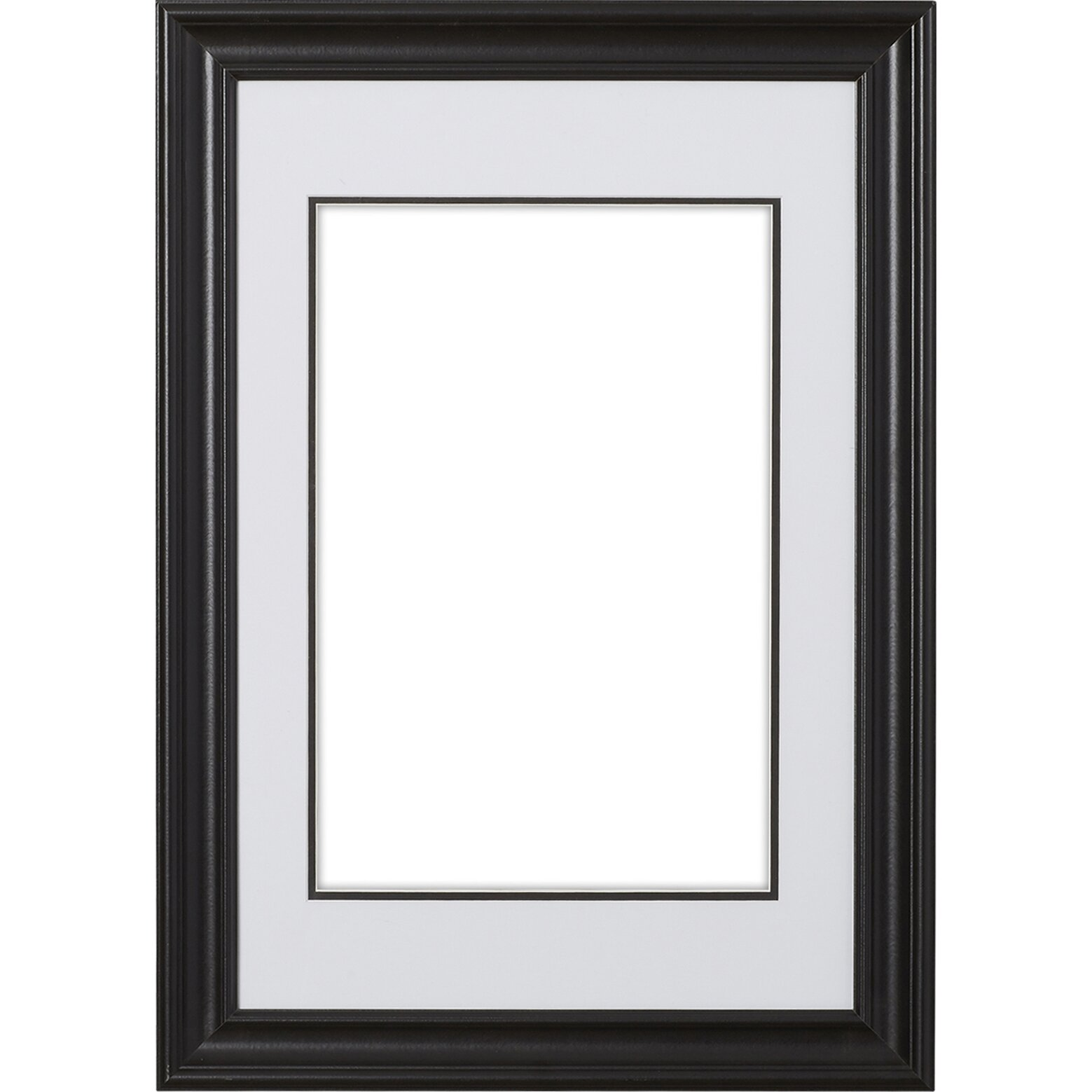 Matted Picture Frame Barcelona Pewter Photo Frame 16x20