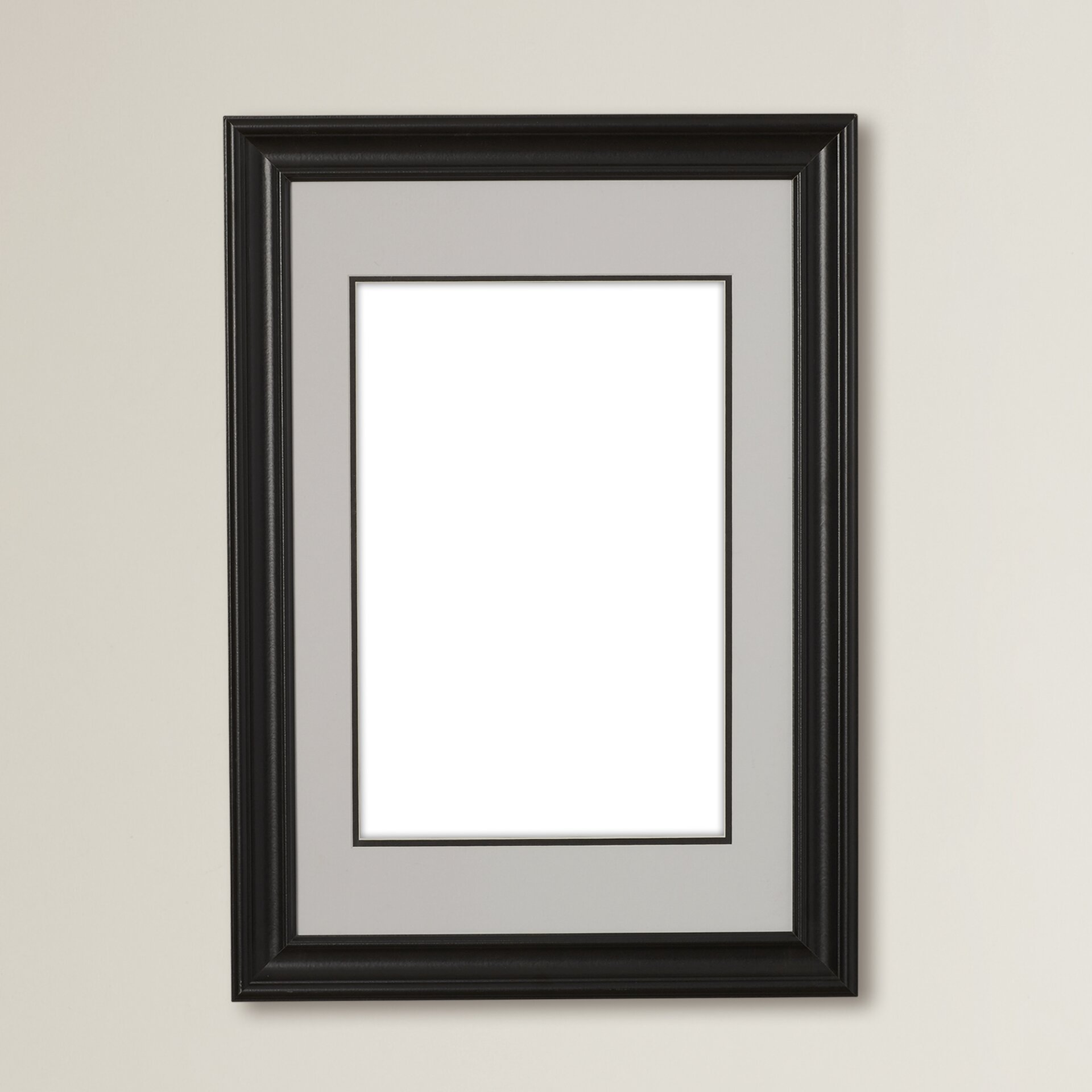 Charlton Home Brodnax Matted Wall Portrait Picture Frame