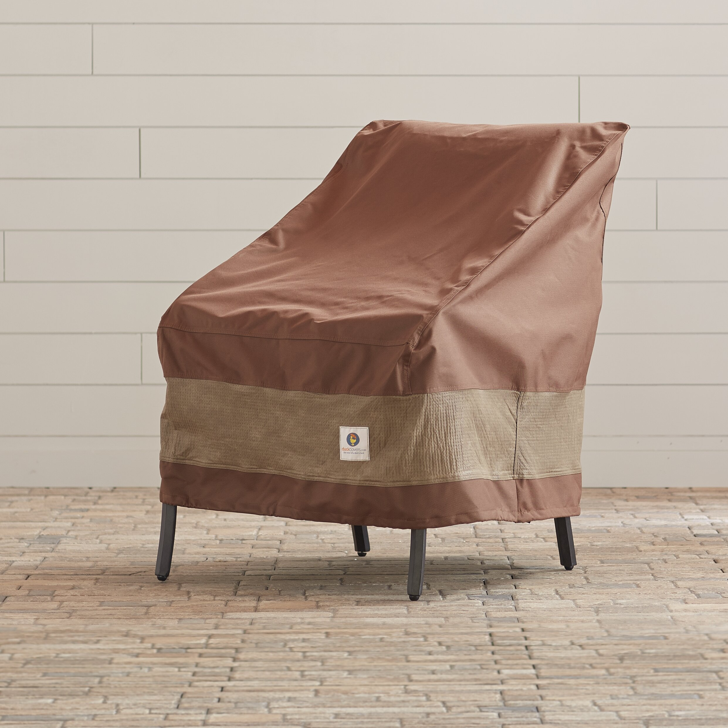 Duck Covers Ultimate Patio Chair Cover Reviews Wayfair