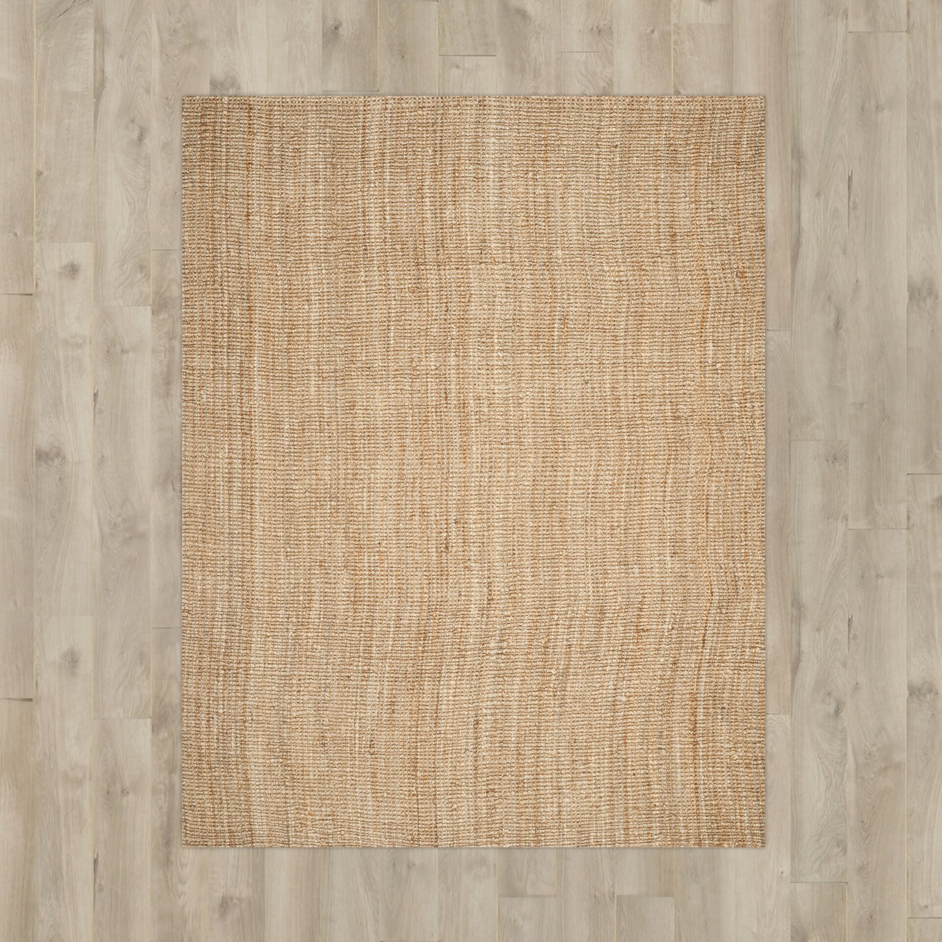 Charlton Home Gaines Natural Contemporary Area Rug & Reviews