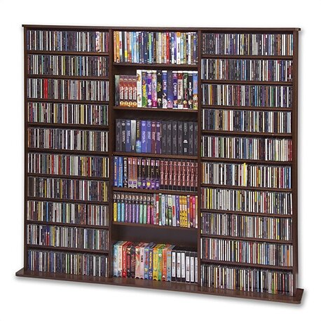 Charlton Home Conners Multimedia 64 Standard Bookcase