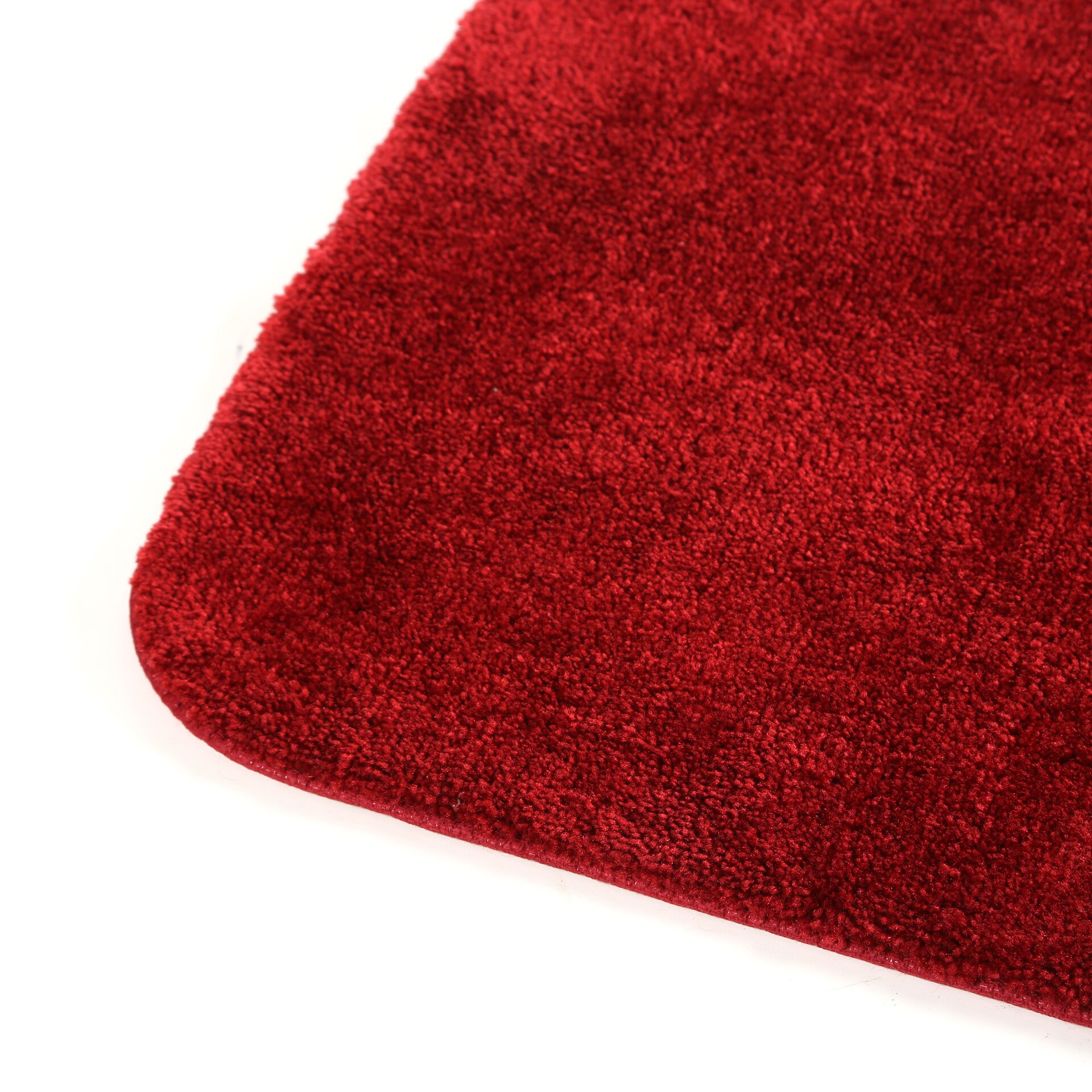 charlton home stanley 2 piece red bath rug set reviews wayfair. Black Bedroom Furniture Sets. Home Design Ideas