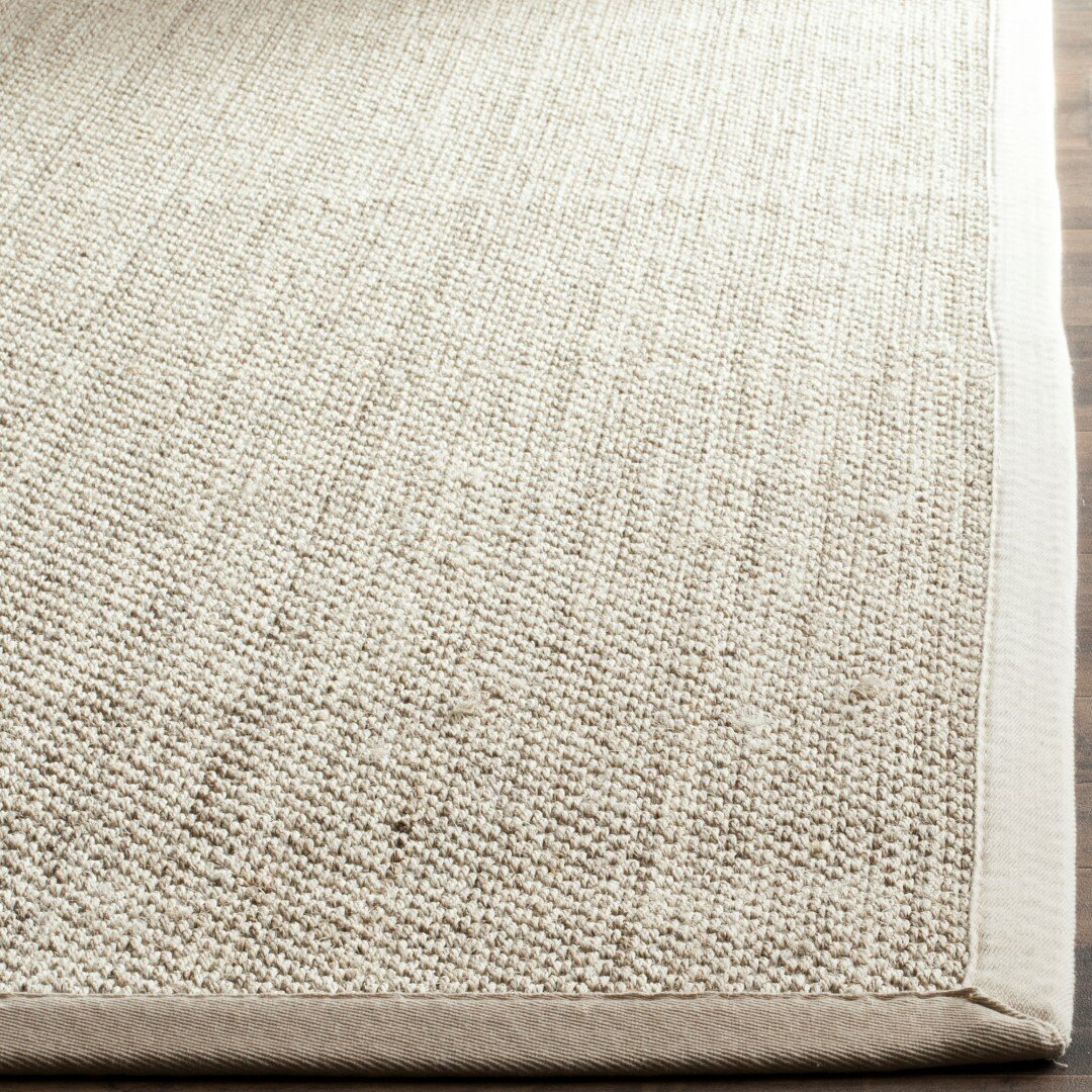 My Dog Ate Carpet Fibers: Charlton Home Columbus Beige Area Rug & Reviews