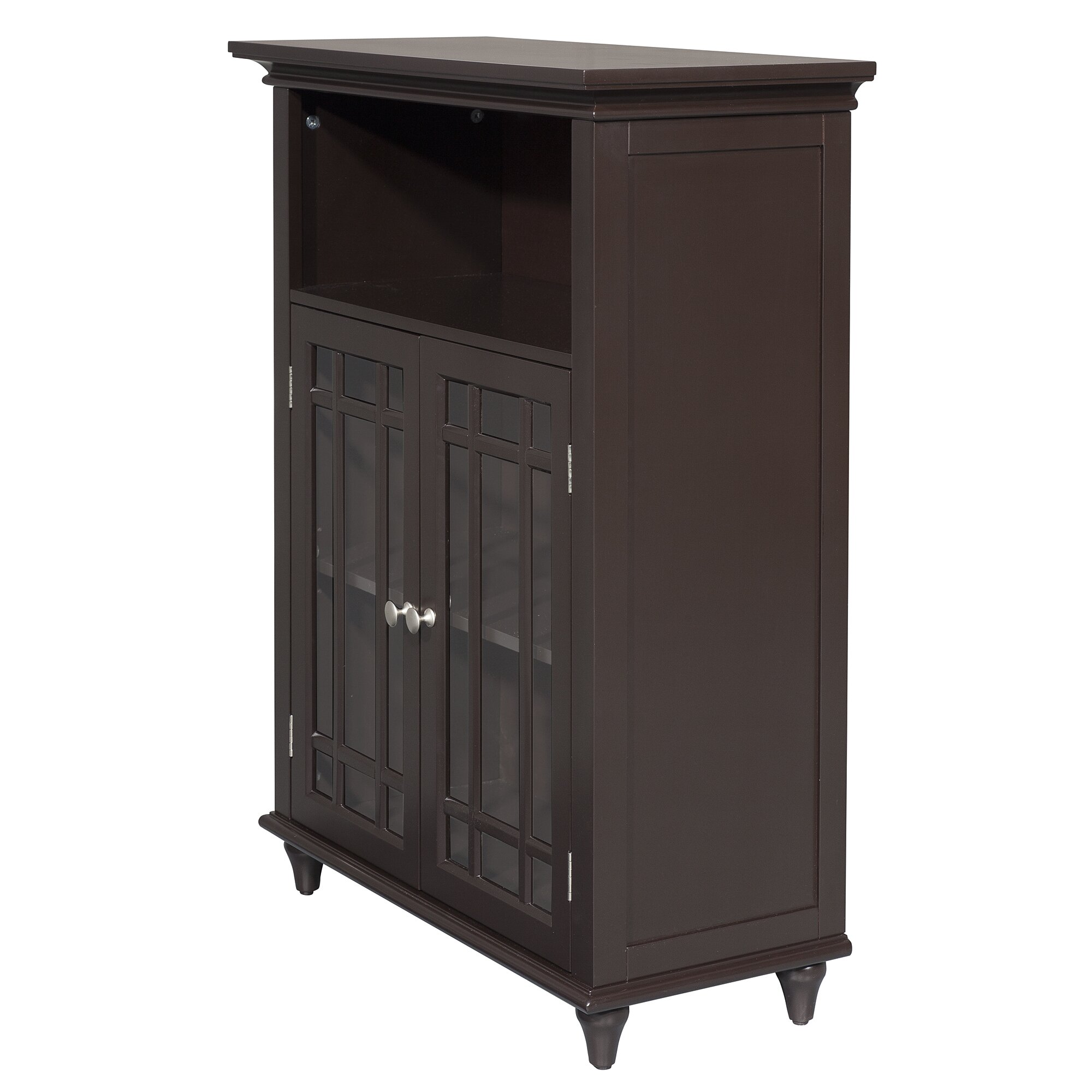 Charlton home elba 26 5 x 34 free standing cabinet for Storage charlton