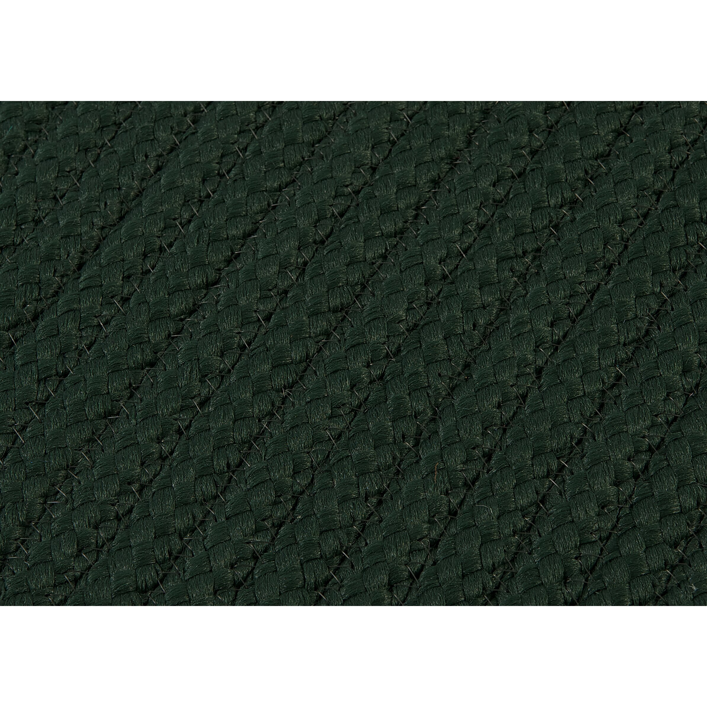 Charlton home gilmour dark green solid indoor outdoor area for Indoor outdoor carpet green