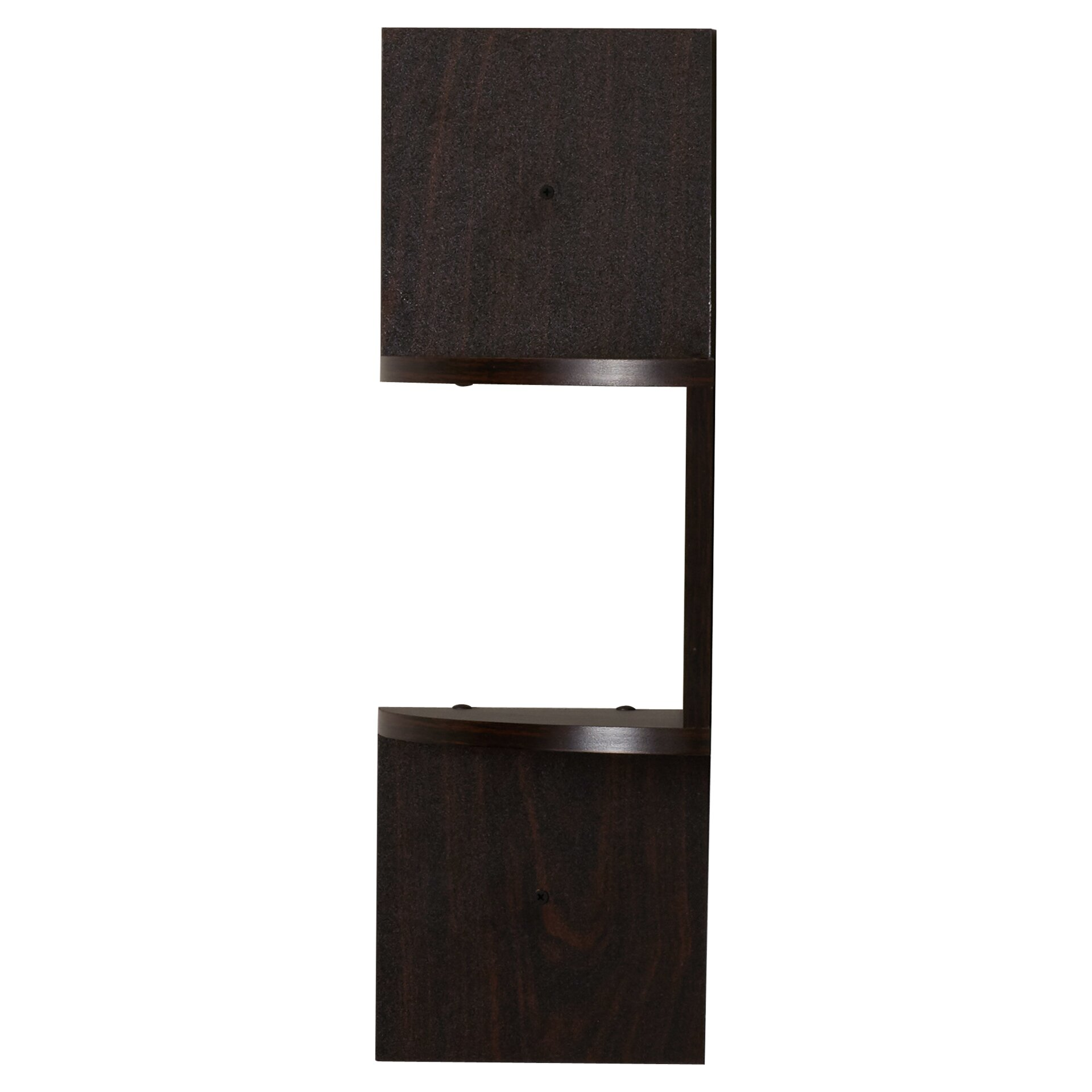 Varick Gallery Ashland Corner Wall Shelf Reviews Wayfair