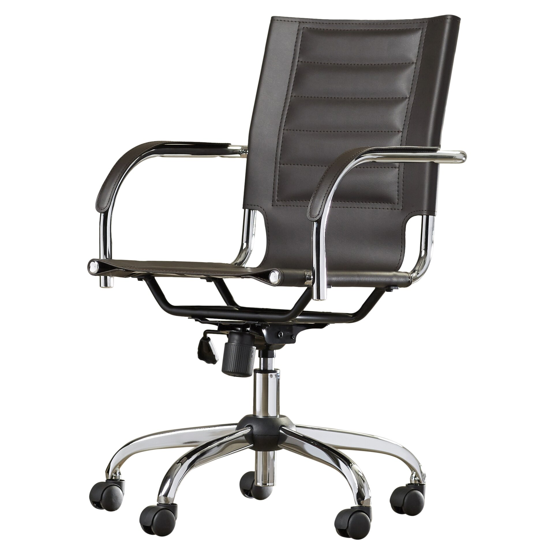 Varick Gallery Bloomingdale Desk Chair Reviews Wayfair