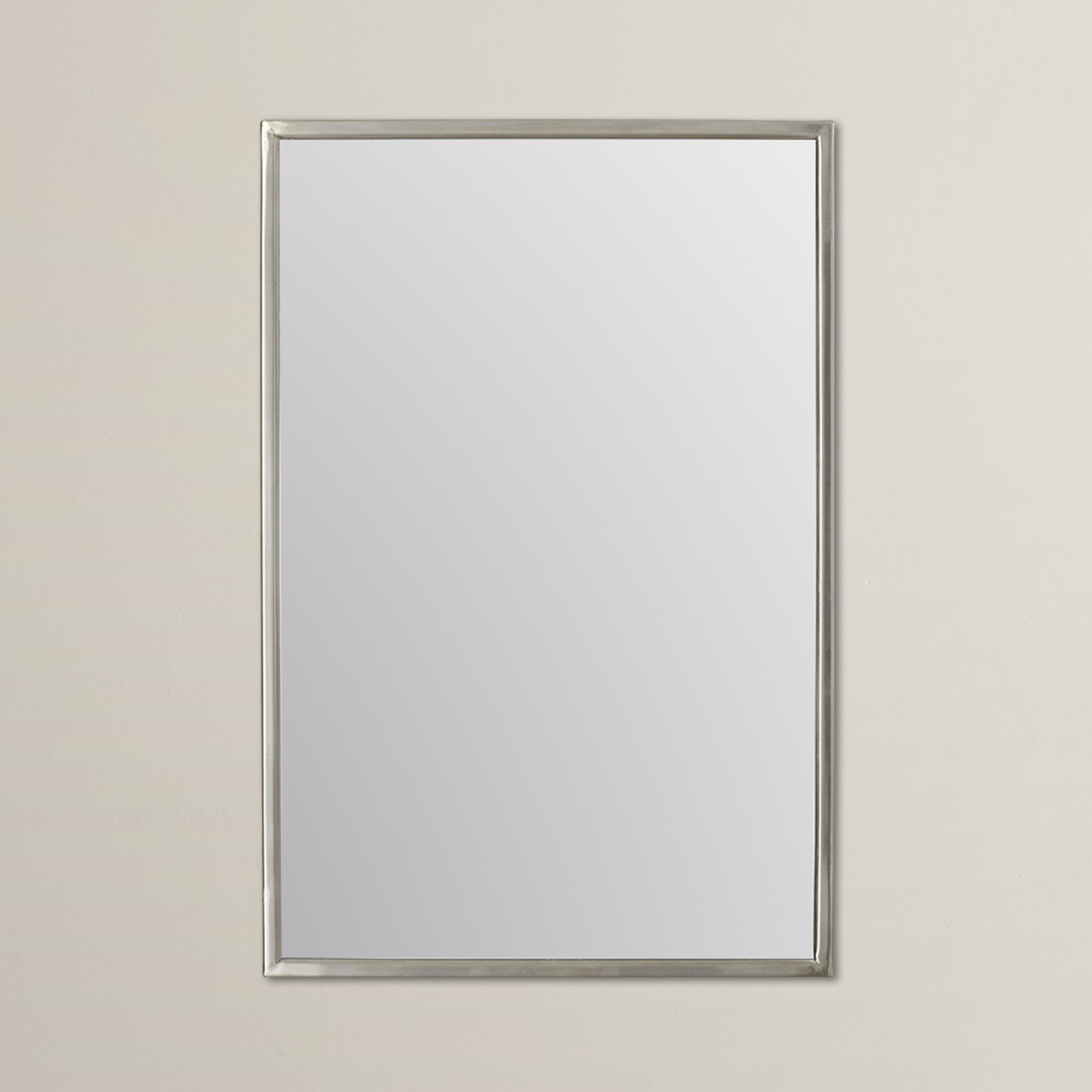 Varick Gallery Ewell Angle Frame Wall Mirror Reviews