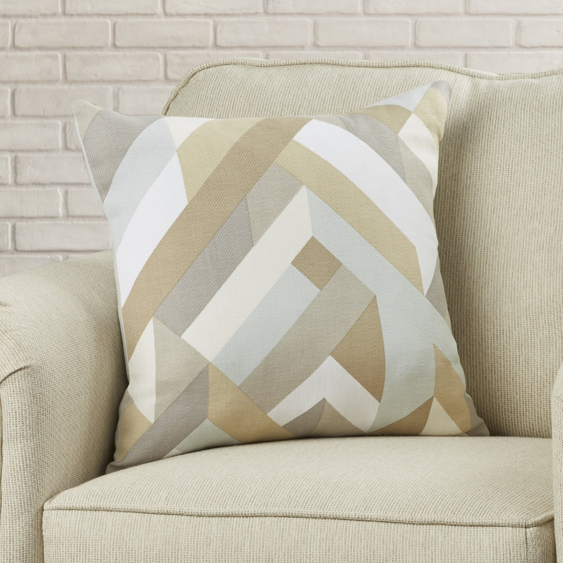 Throw Pillow Gallery : Varick Gallery Mason Throw Pillow & Reviews Wayfair