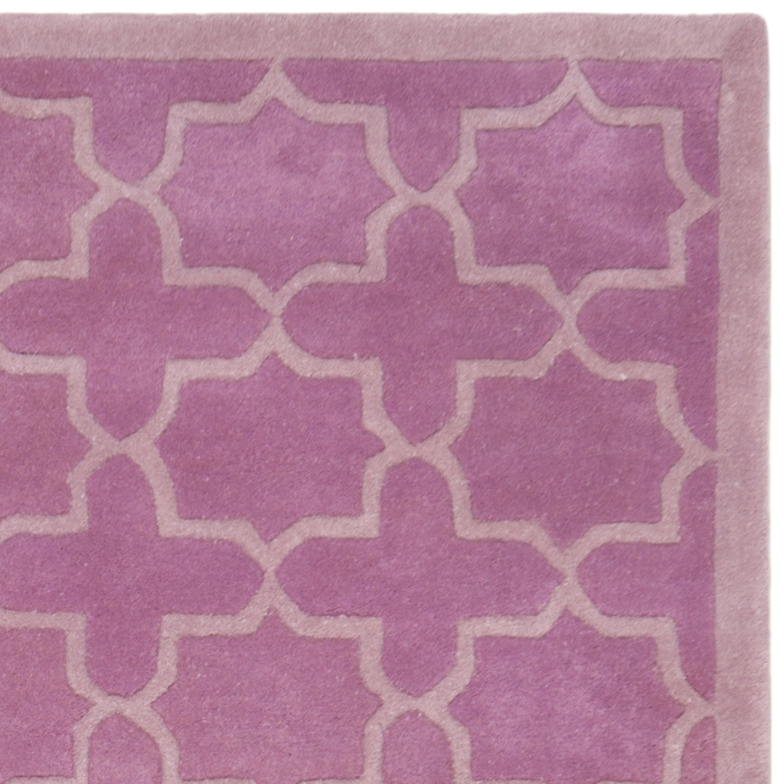 Varick Gallery Wilkin Pink Area Rug Reviews Wayfair