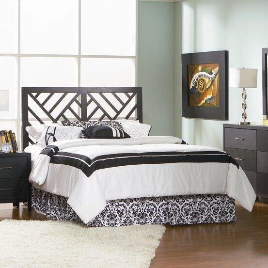Gardner White Bedroom Sets: Varick Gallery Bowne Full/Queen Panel Wood Headboard
