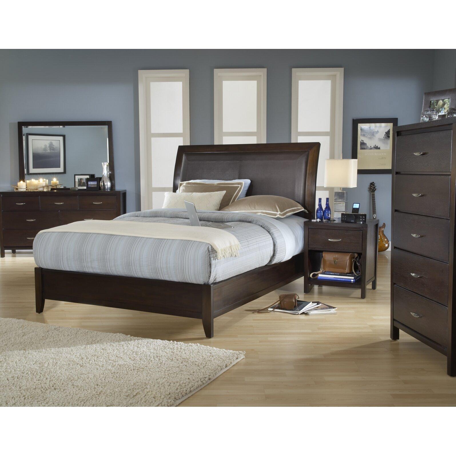 Brayden Studio Desmarais Platform Customizable Bedroom Set Reviews Wayfair