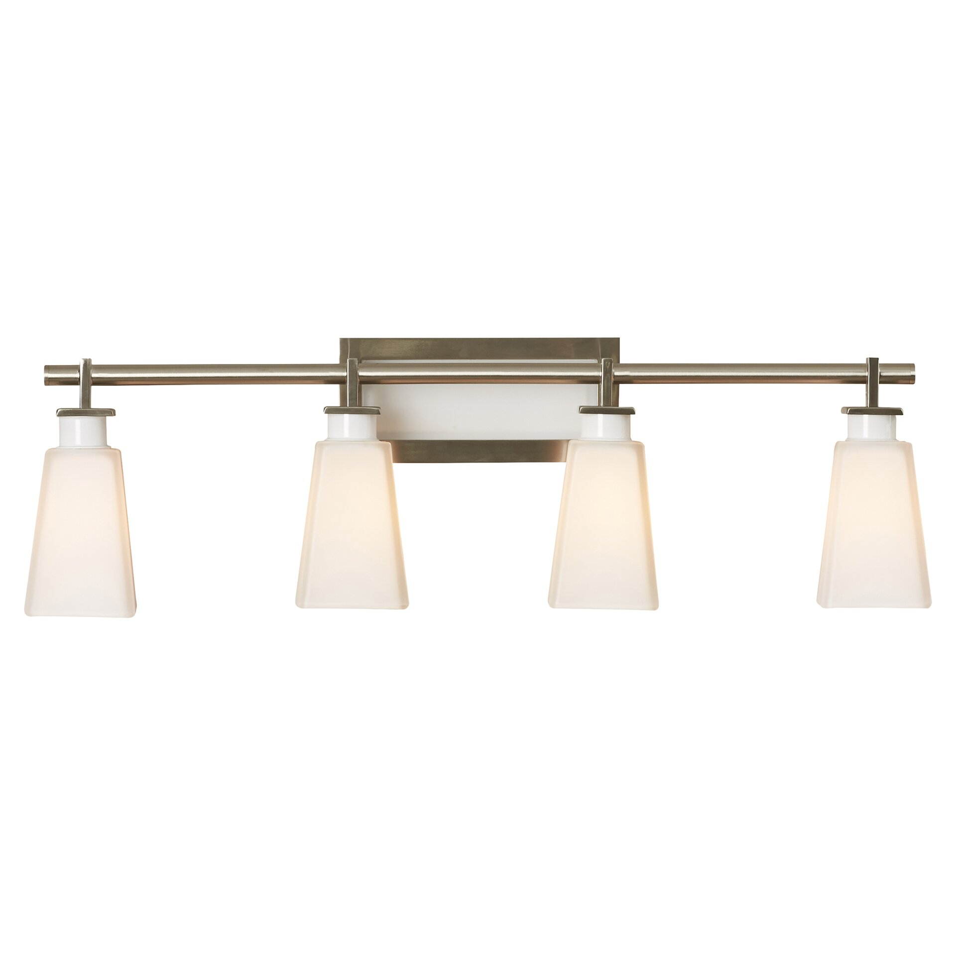 Brayden Studio Vargas 4 Light Vanity Light & Reviews Wayfair.ca