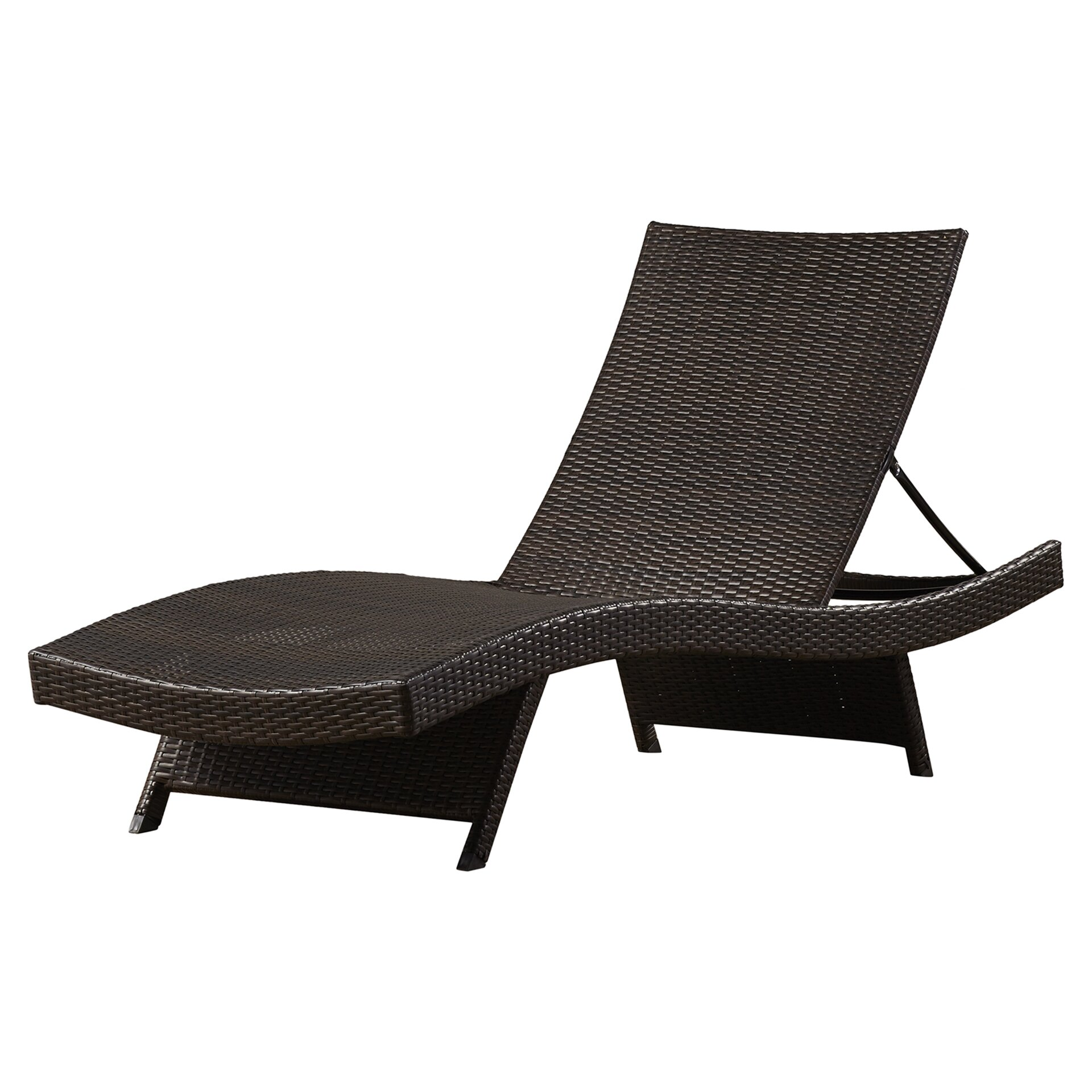 Brayden studio gadbois adjustable chaise lounge reviews for Buy chaise lounge