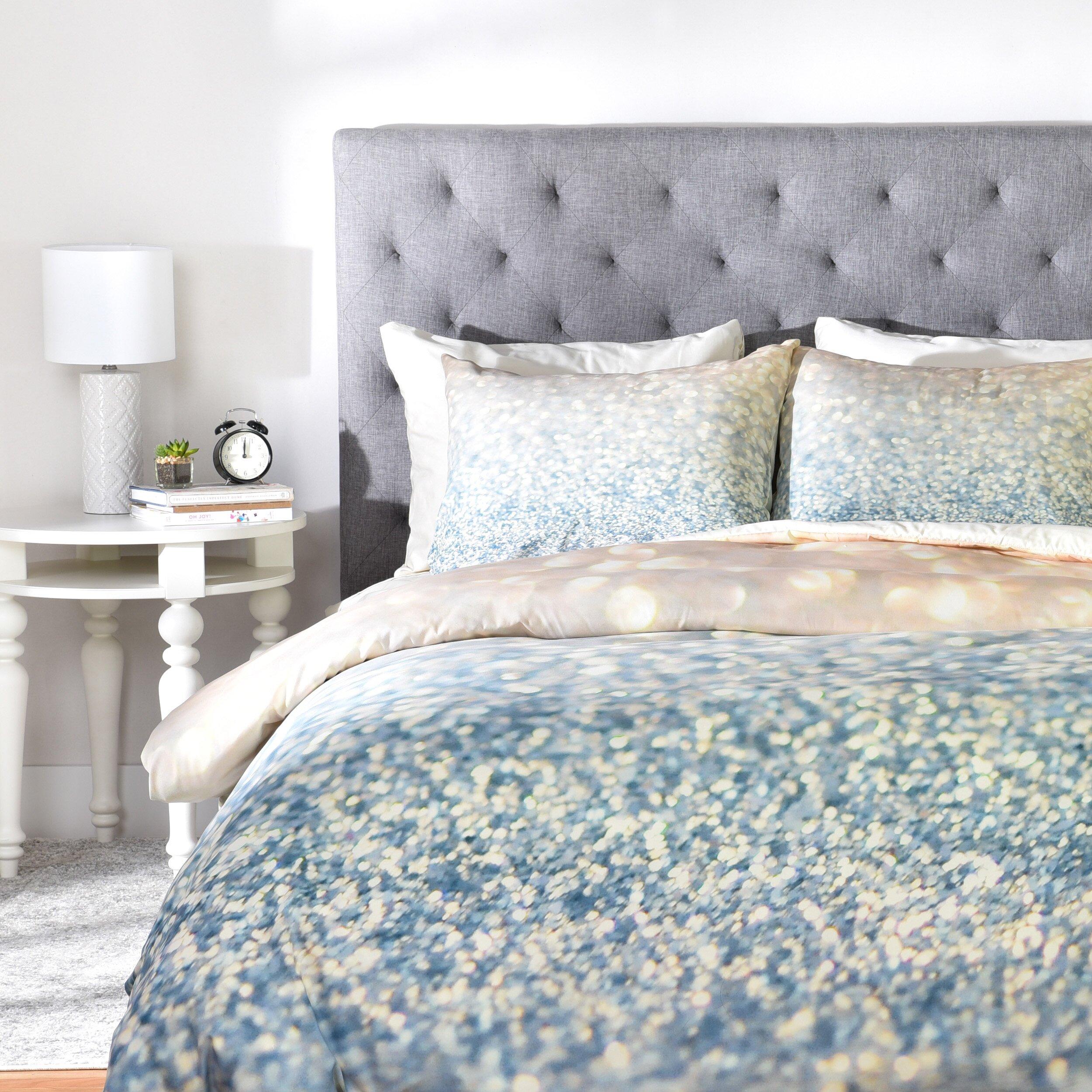 Brayden studio martinek duvet cover collection reviews for Studio one bed cover