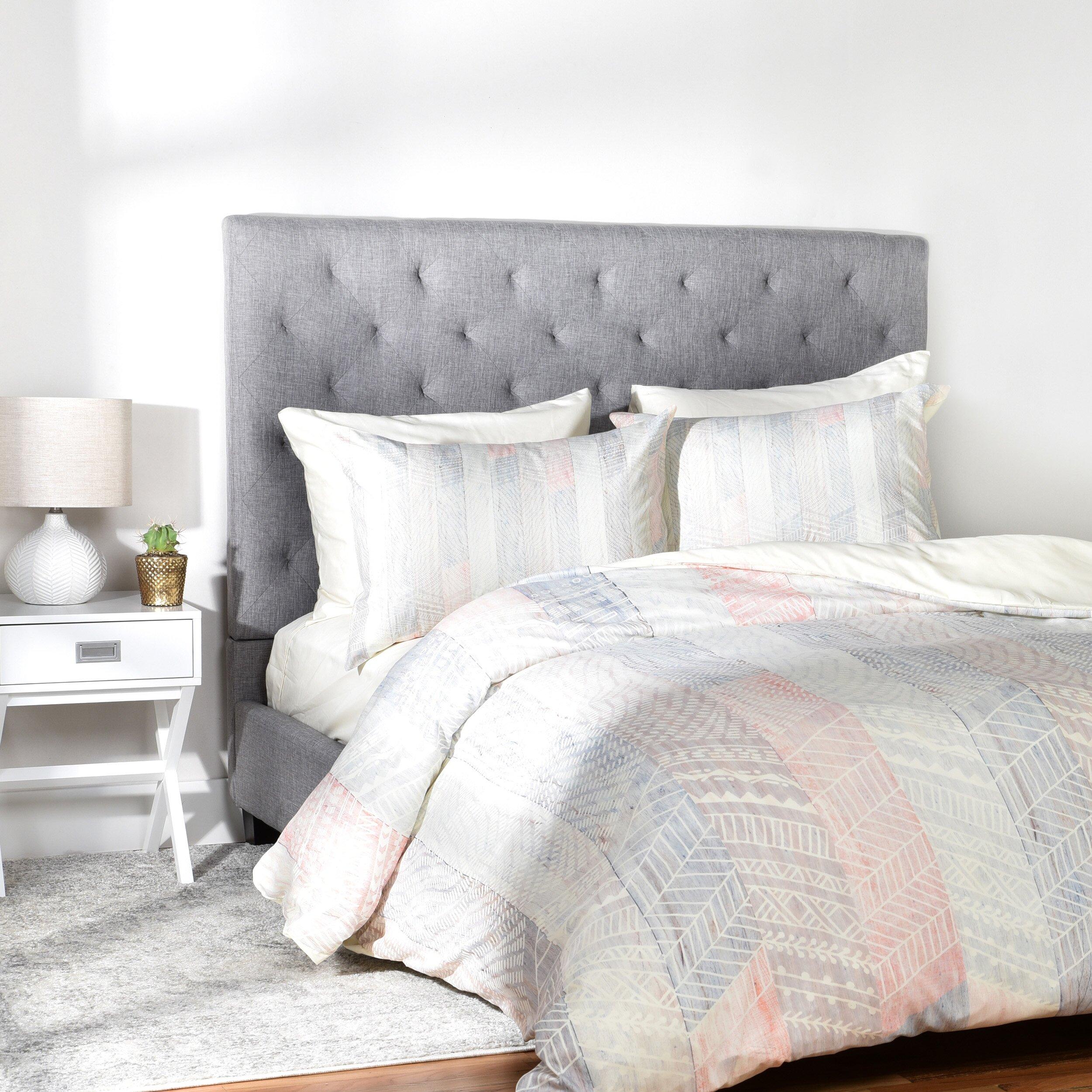 Brayden studio millican duvet cover collection wayfair for Studio one bed cover