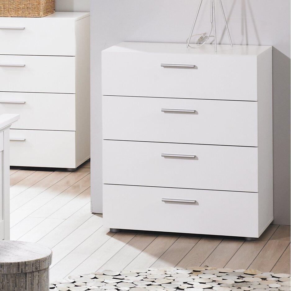 Bedroom Drawers: Brayden Studio Lopiccolo Bedroom 4 Drawer Dresser