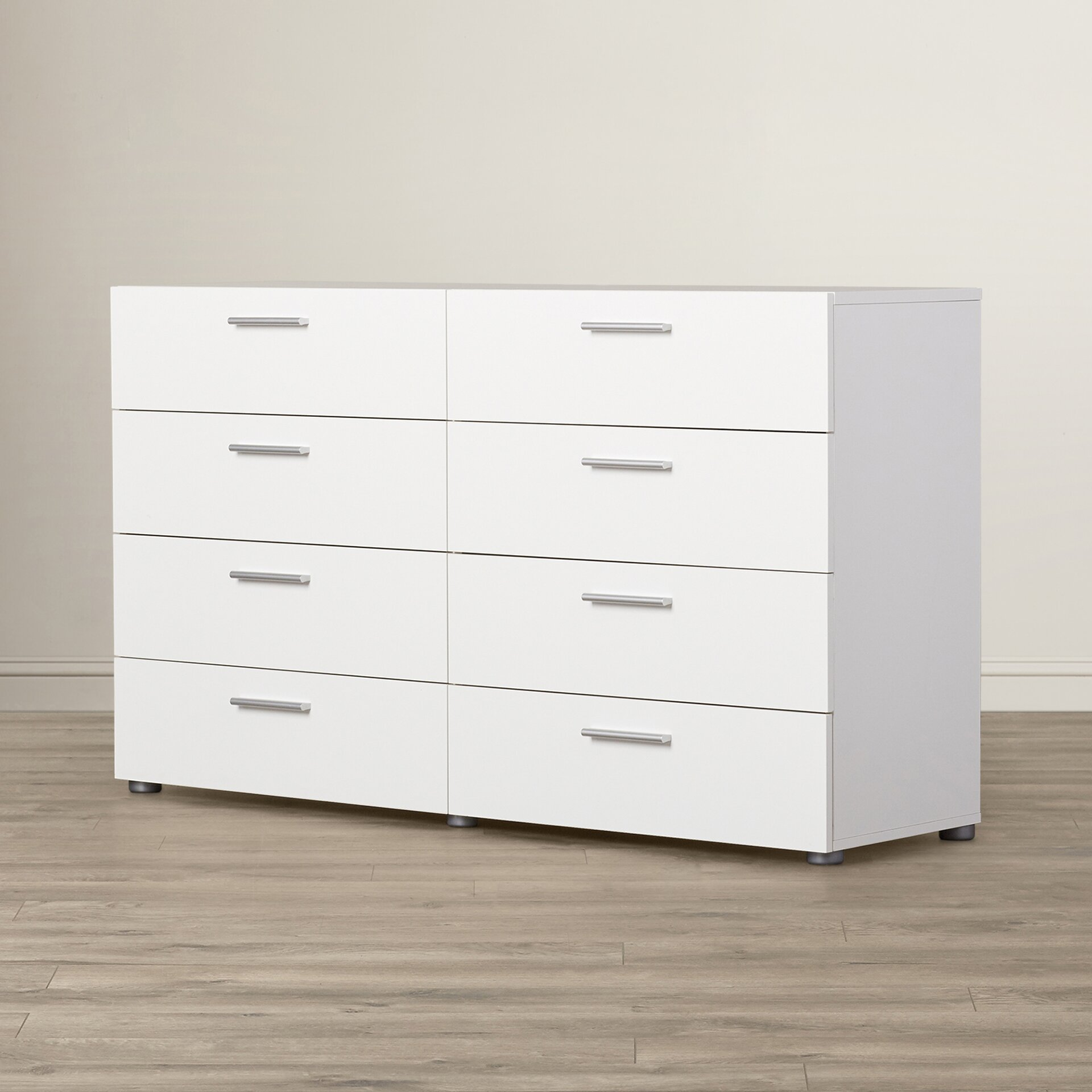Brayden Studio Lopiccolo 8 Drawer Dresser Amp Reviews Wayfair