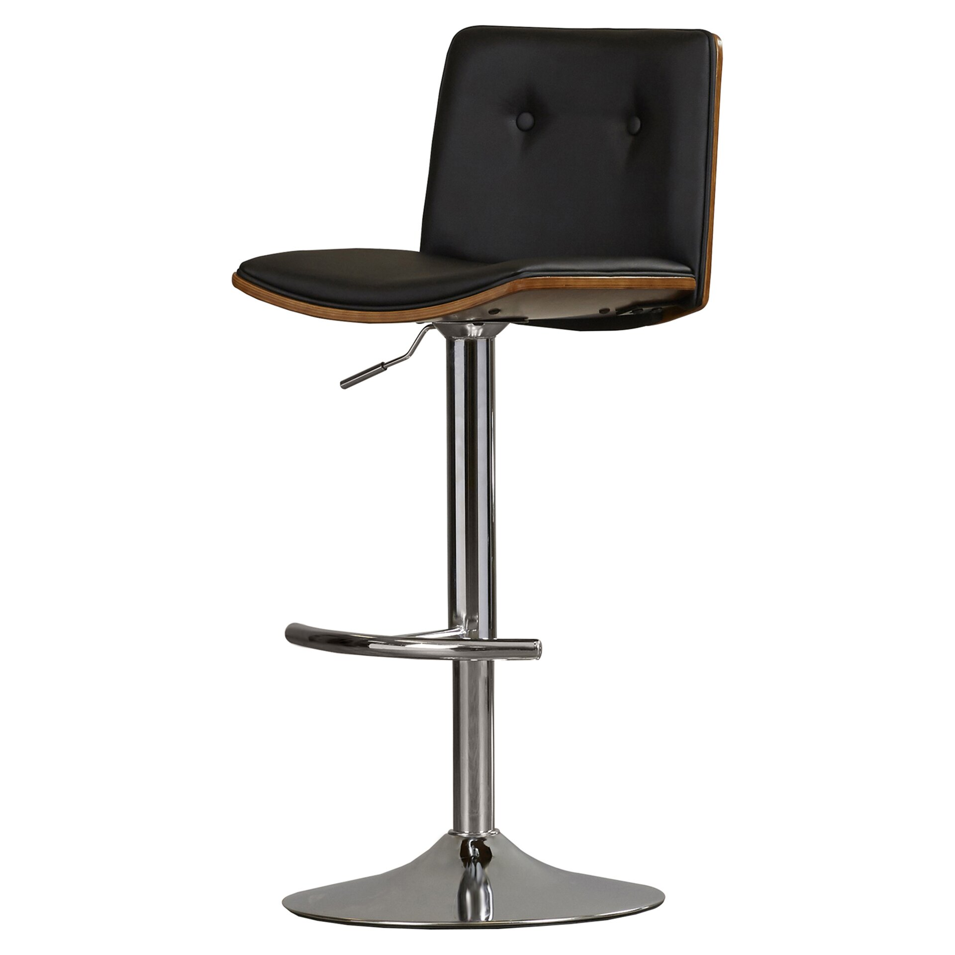 Brayden Studio Adjustable Height Swivel Bar Stool  : 35 Swivel Bar Stool with Cushion ZIPC2029 from www.wayfair.ca size 1920 x 1920 jpeg 165kB