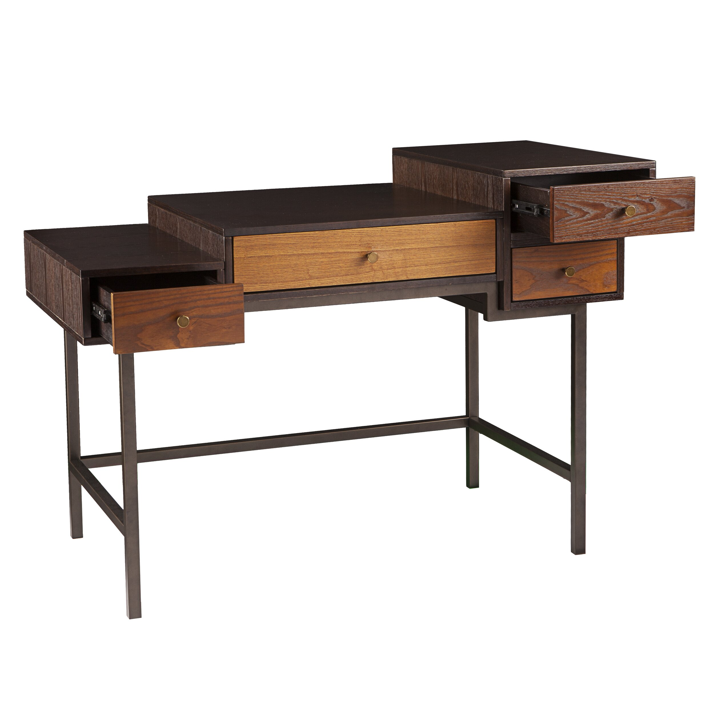 brayden studio oleary computer desk reviews wayfair