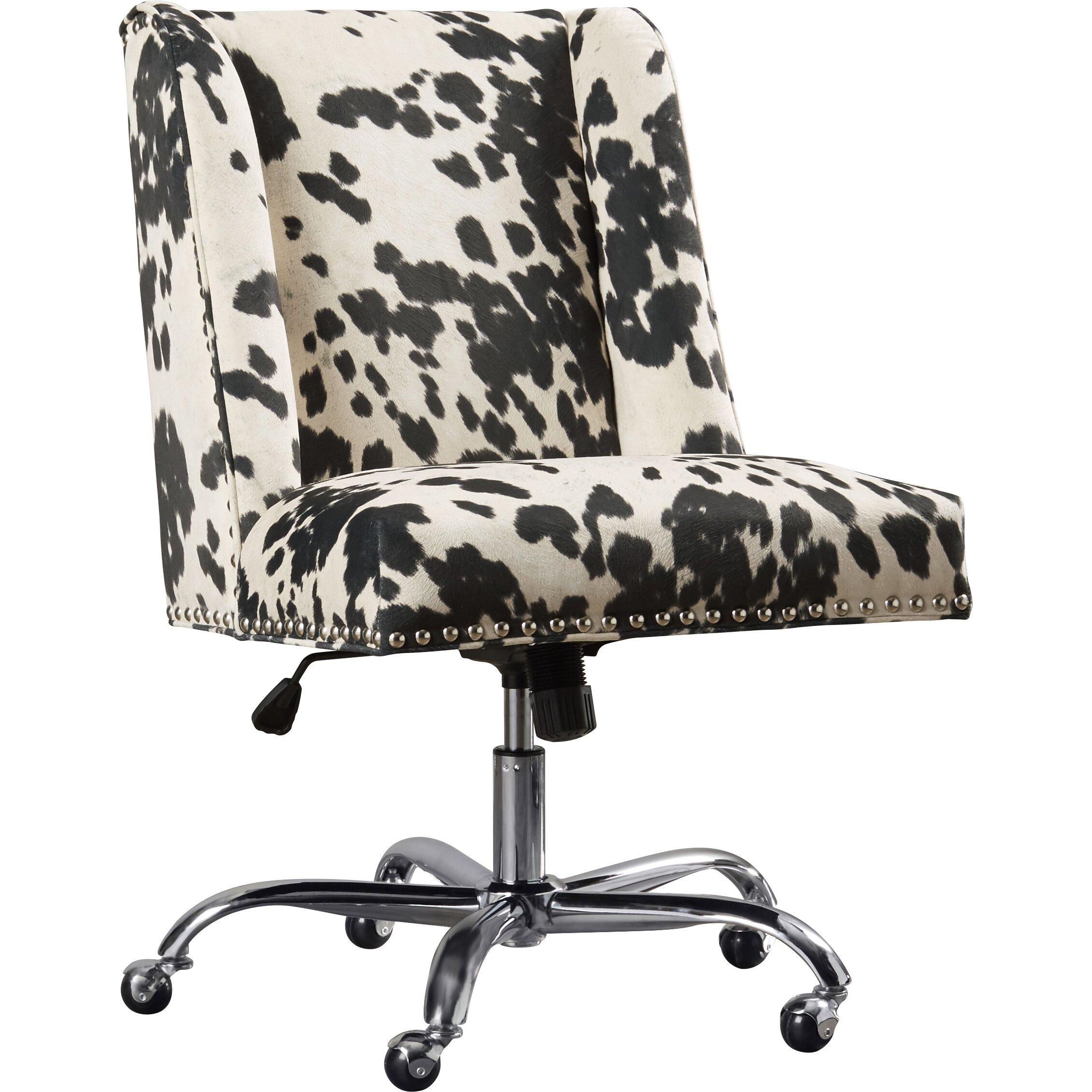 Brayden Studio Mckain Desk Chair Amp Reviews Wayfair