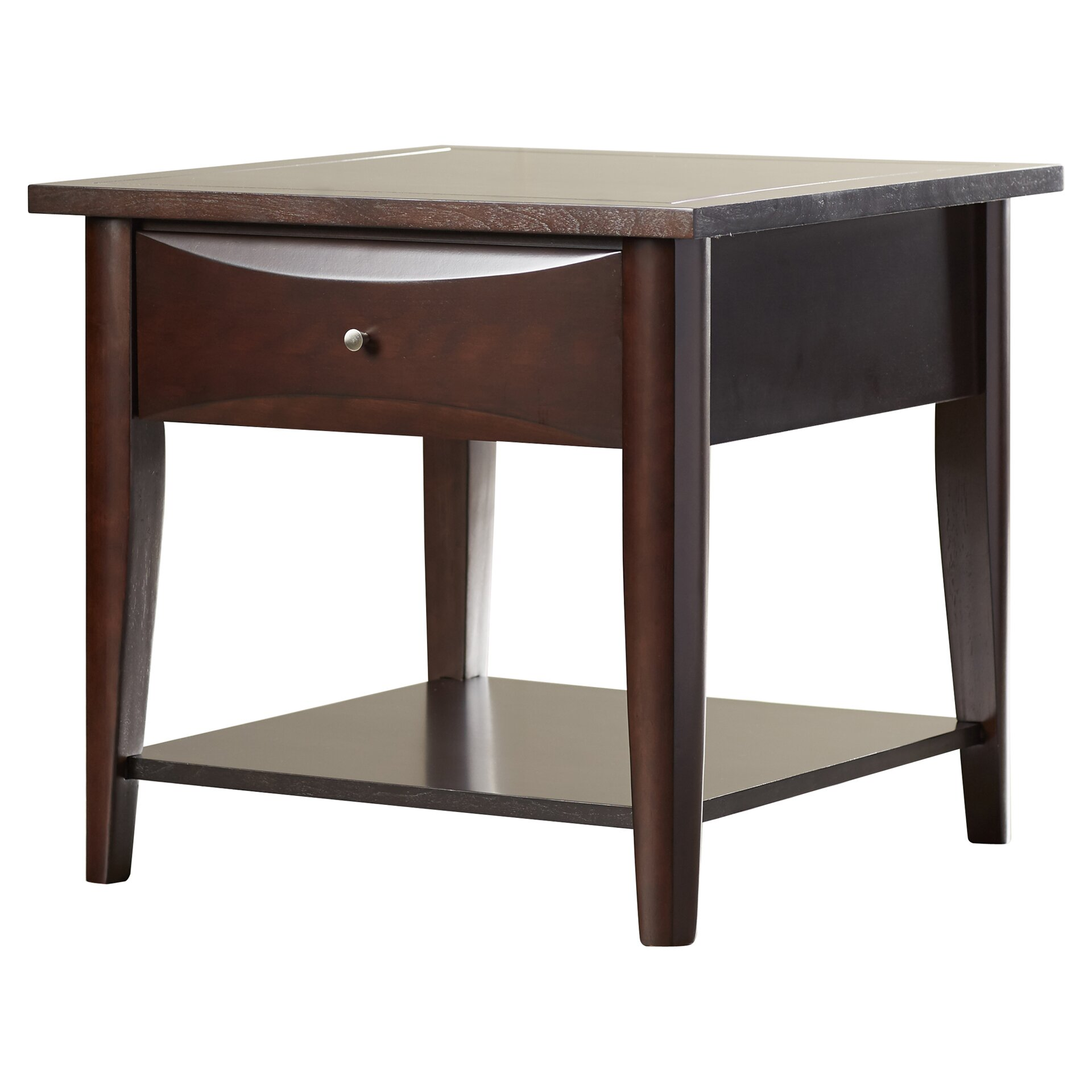 Wade logan humbermede end table reviews wayfair supply