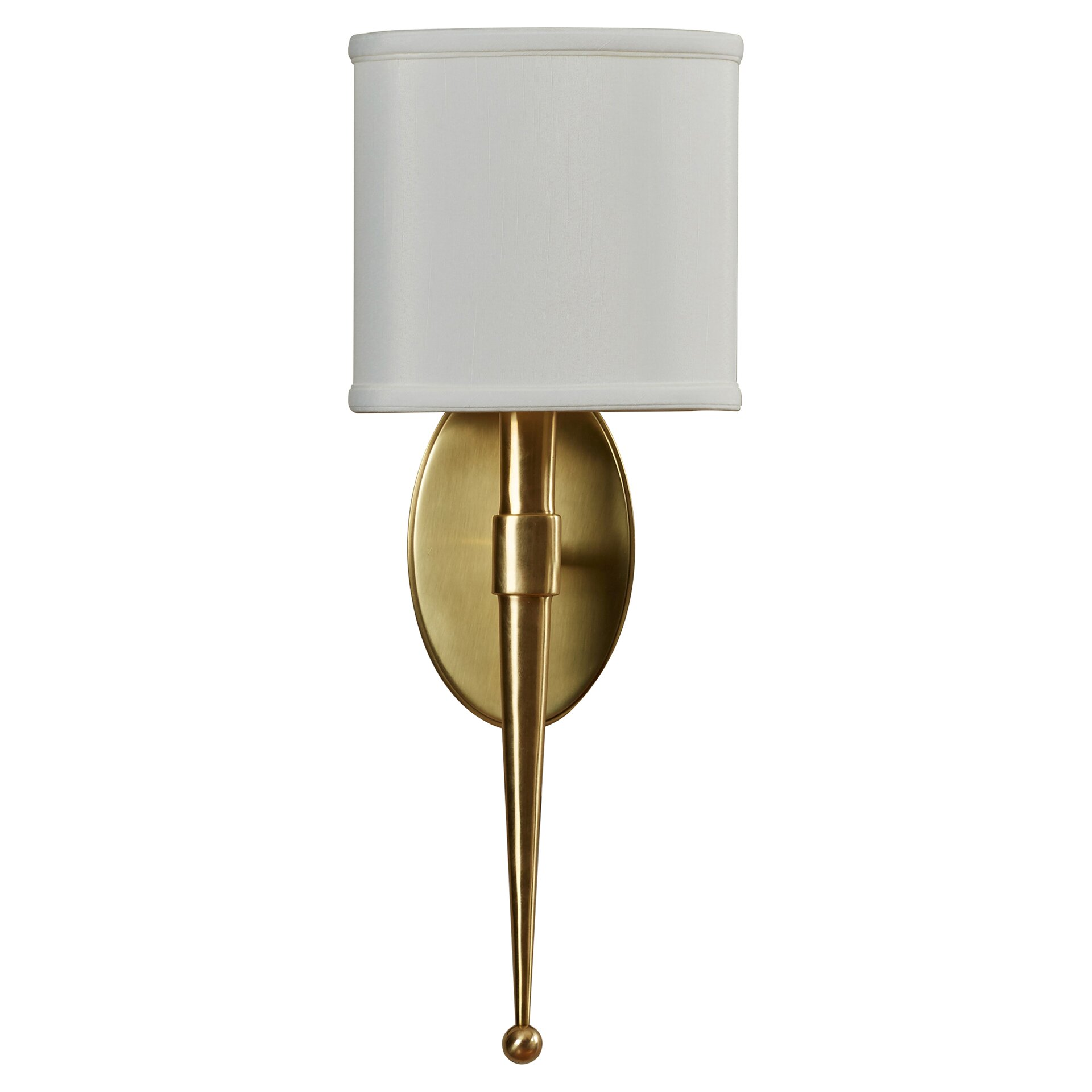 Wall Sconce With Magnifying Glass : Wade Logan Henleaze 1 Light Wall Sconce & Reviews Wayfair.ca