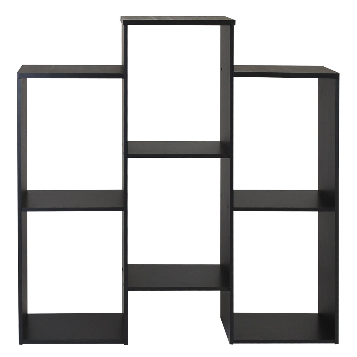 Wade Logan Rungata Staggered Cube 36 Accent Shelves