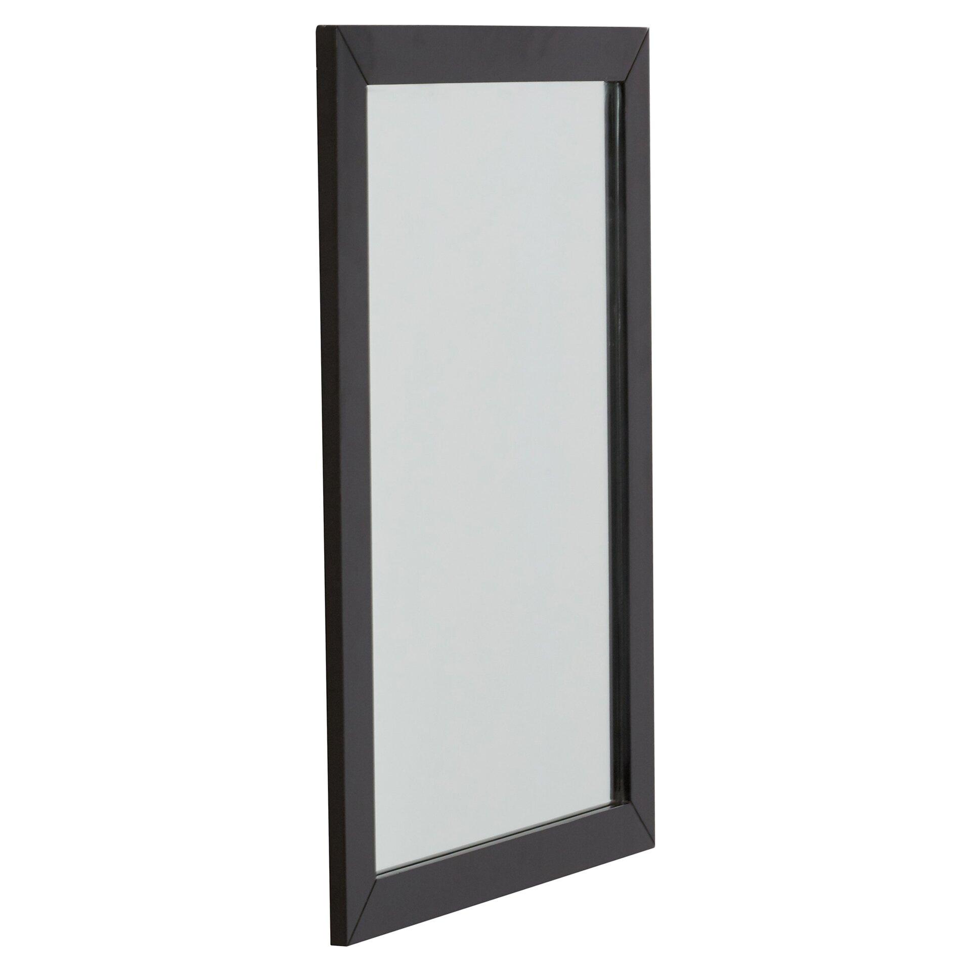 Wade Logan Elmer Bathroom Vanity Mirror Reviews Wayfair