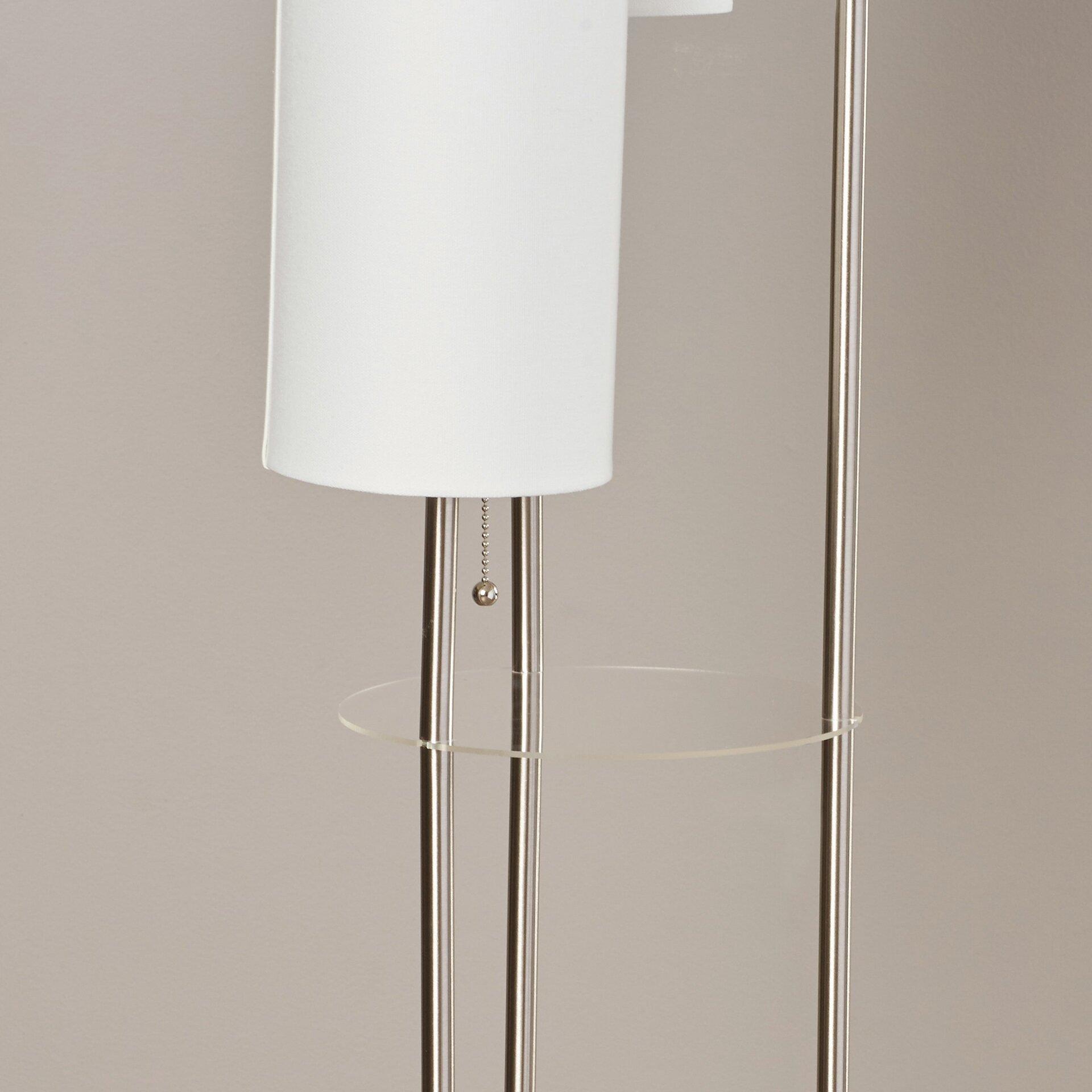 Wall Hugger Floor Lamp : Wade Logan Wall 67.75