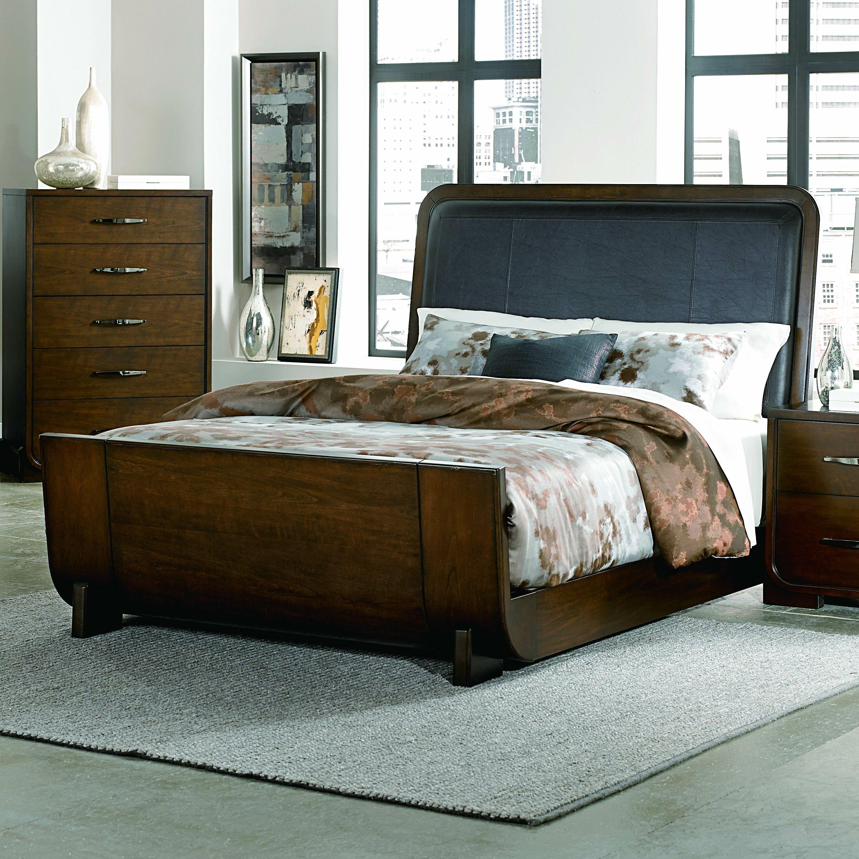 Wade Logan Upholstered Panel Bed