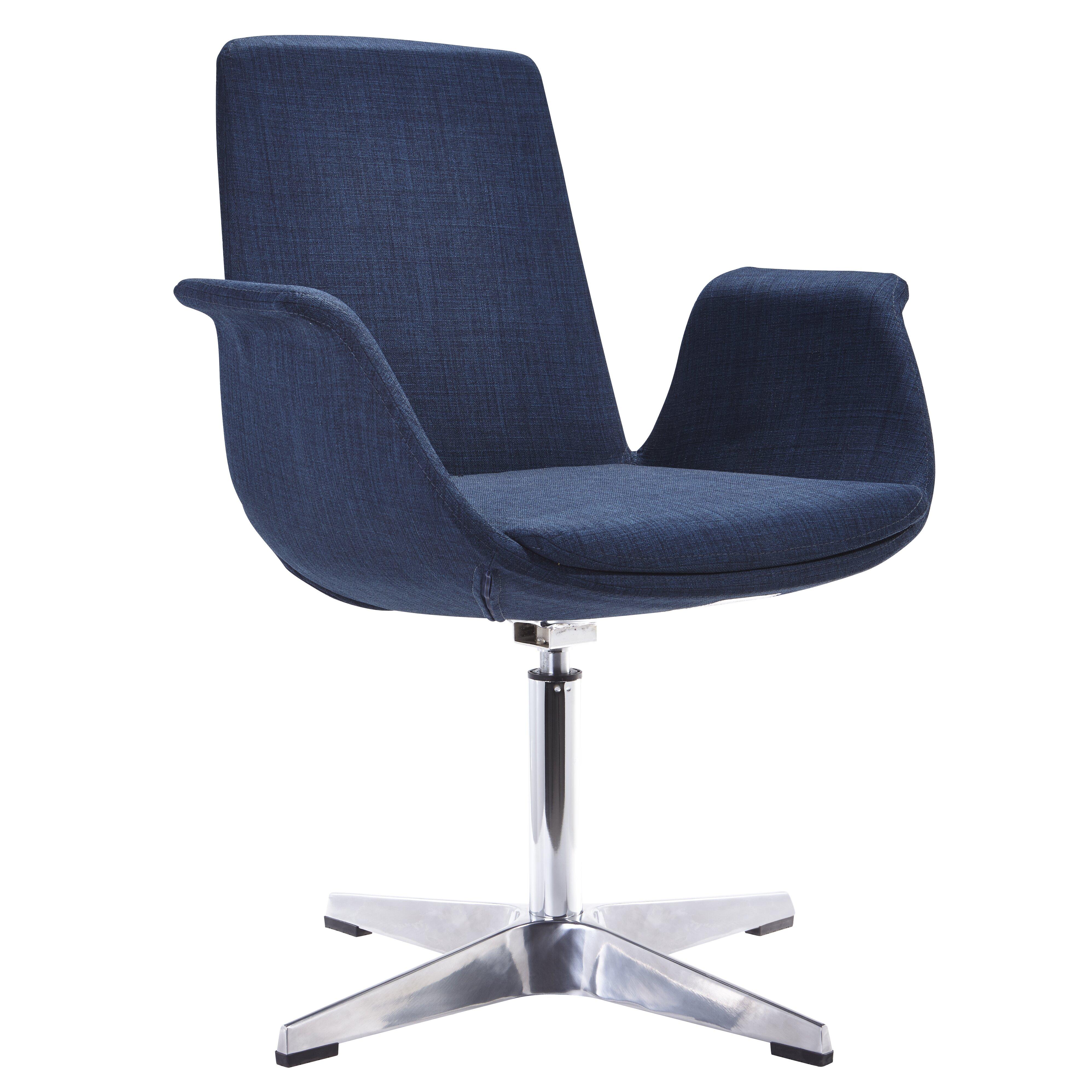 Wade Logan Barney Modern Arm Chair & Reviews