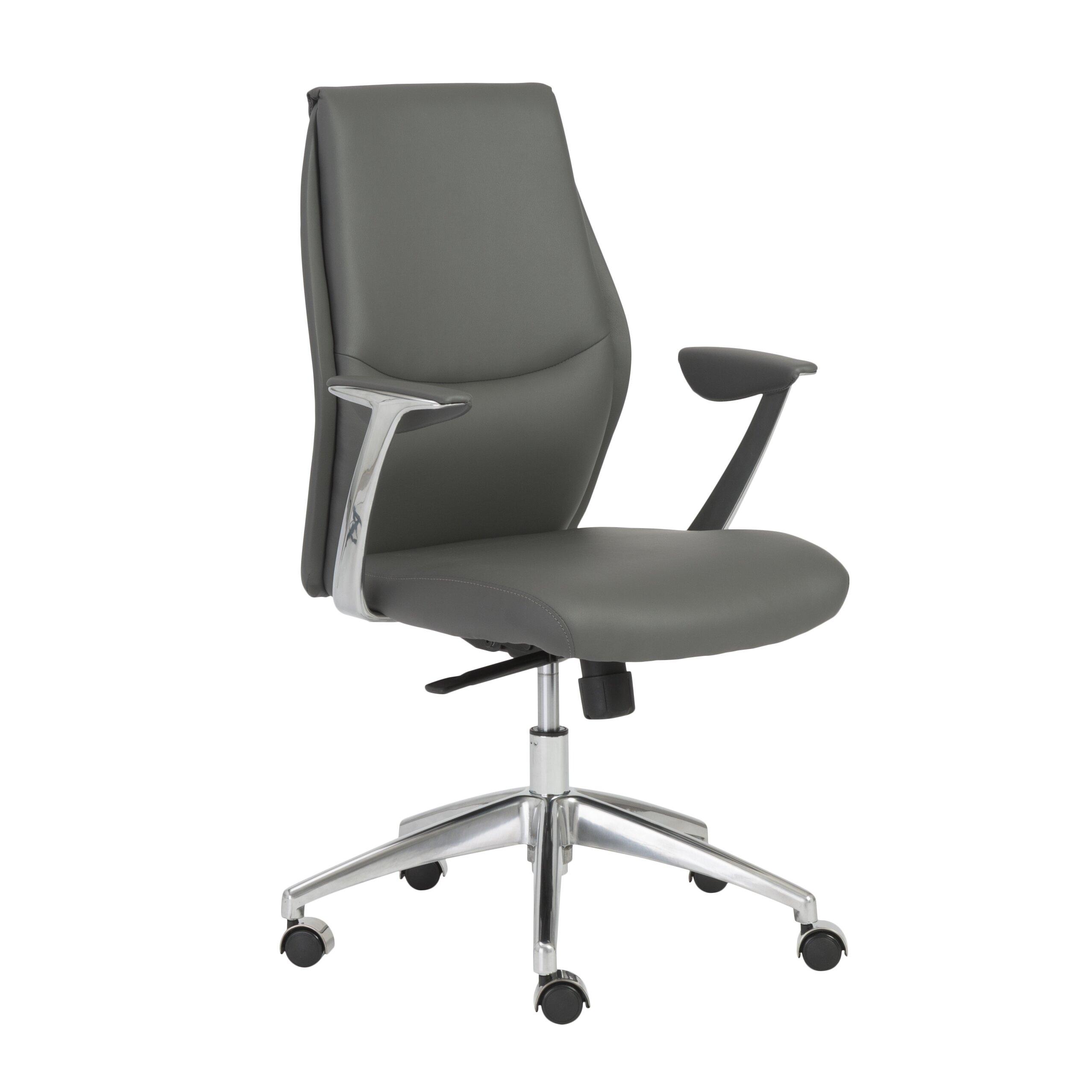 Wade Logan Waylon High Back Desk Chair Reviews Wayfair