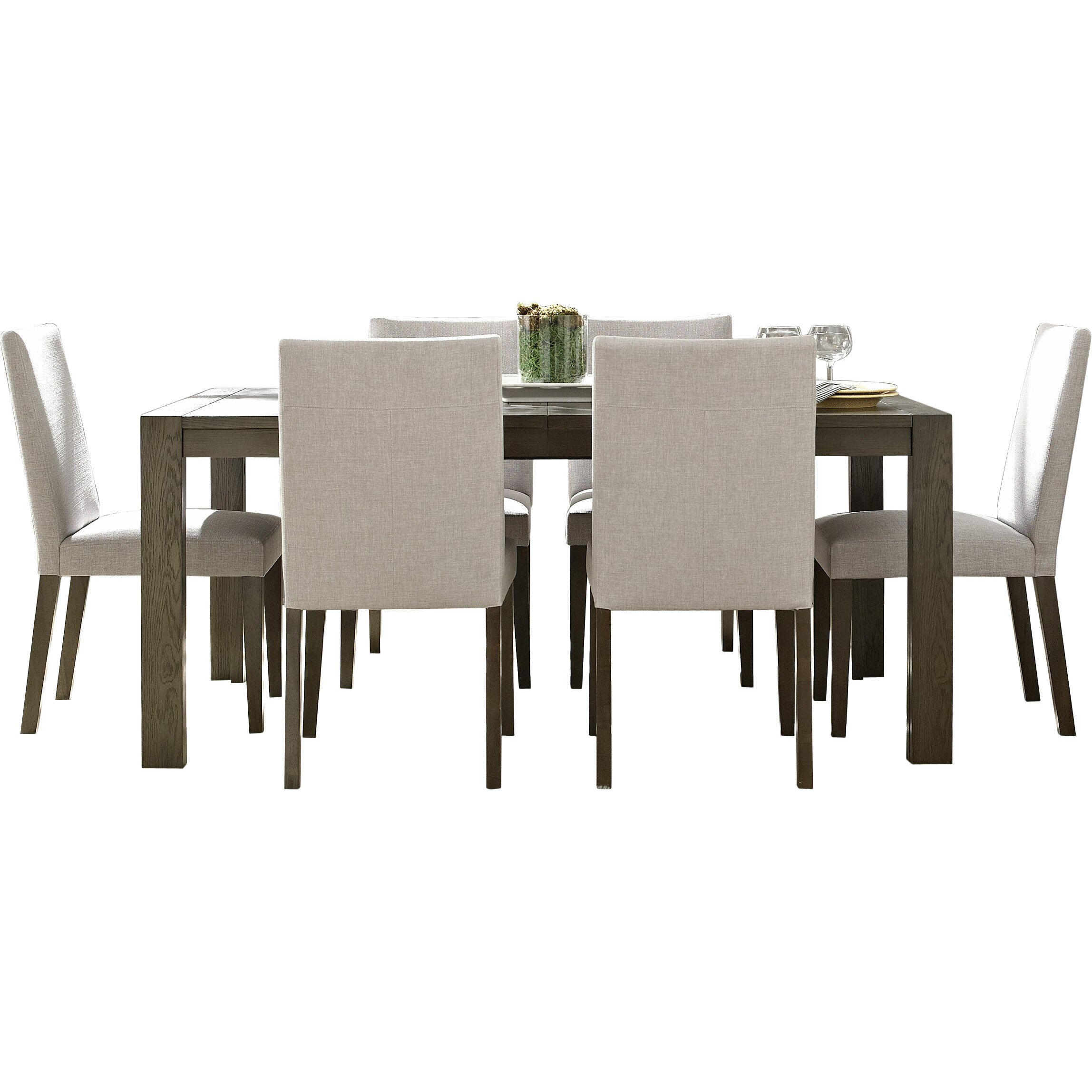 Ultimate Accents Urban 7 Piece Dining Set Reviews: Brayden Studio North Stoke 7 Piece Dining Set & Reviews