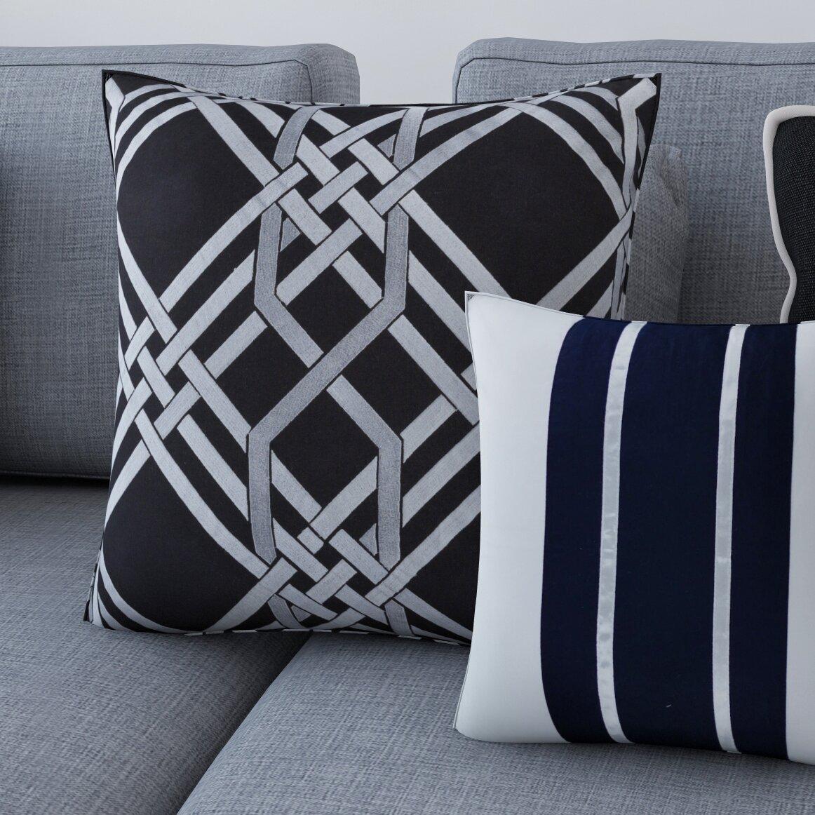 Throw Pillow Down : Wade Logan Mora Down Throw Pillow Wayfair