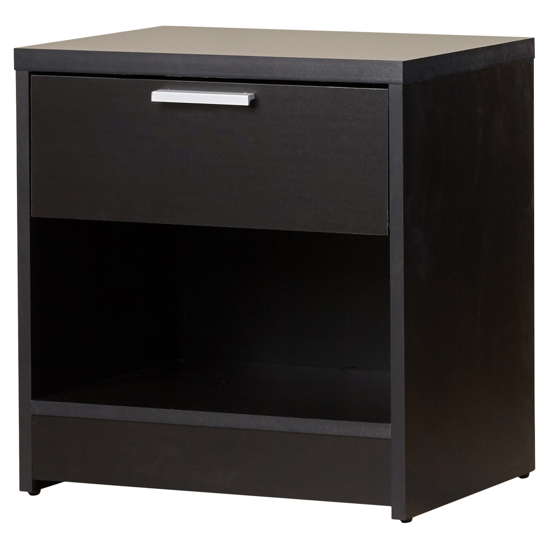 Corrigan Studio Miami 1 Drawer Nightstand Reviews Wayfair
