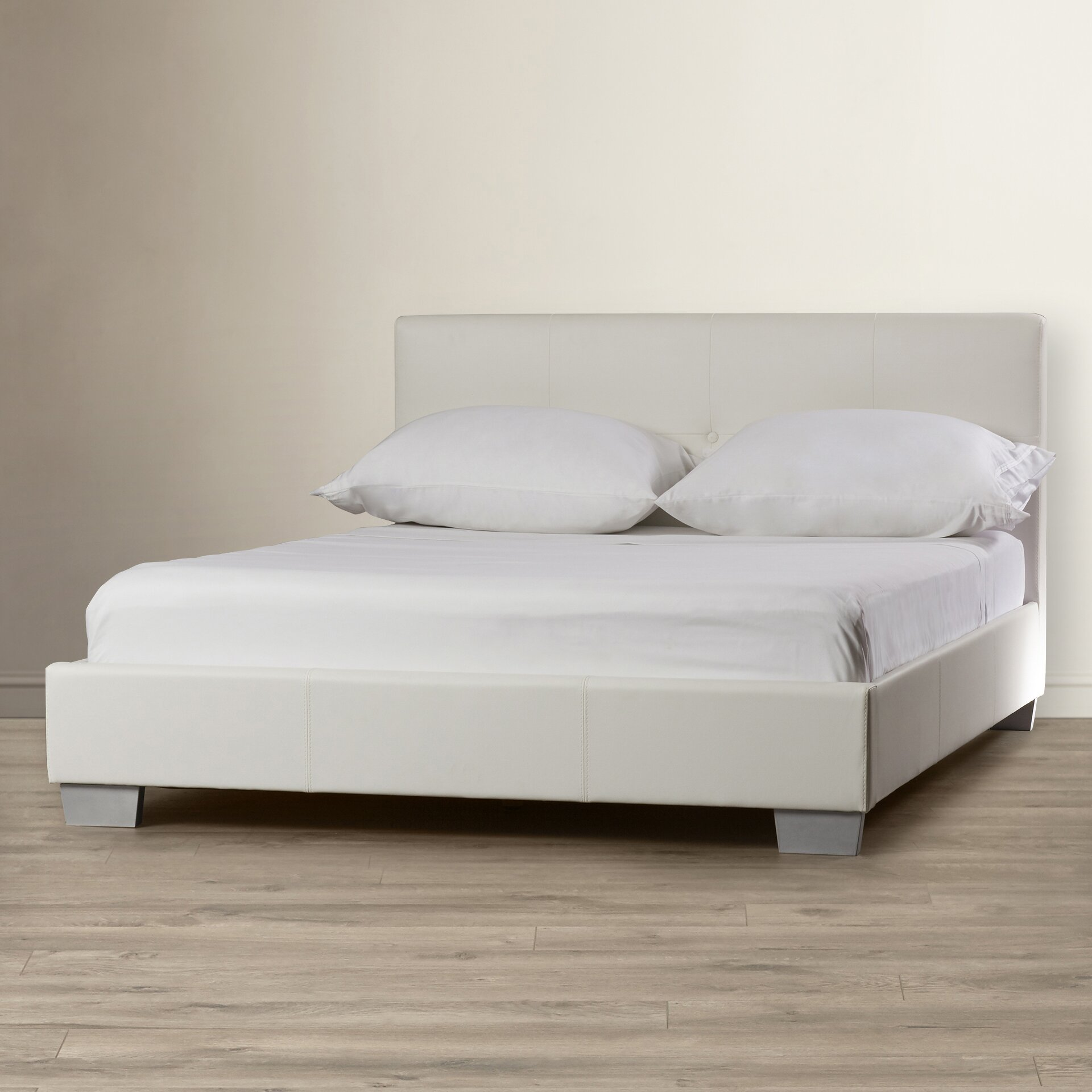 corrigan studio maisie upholstered platform bed