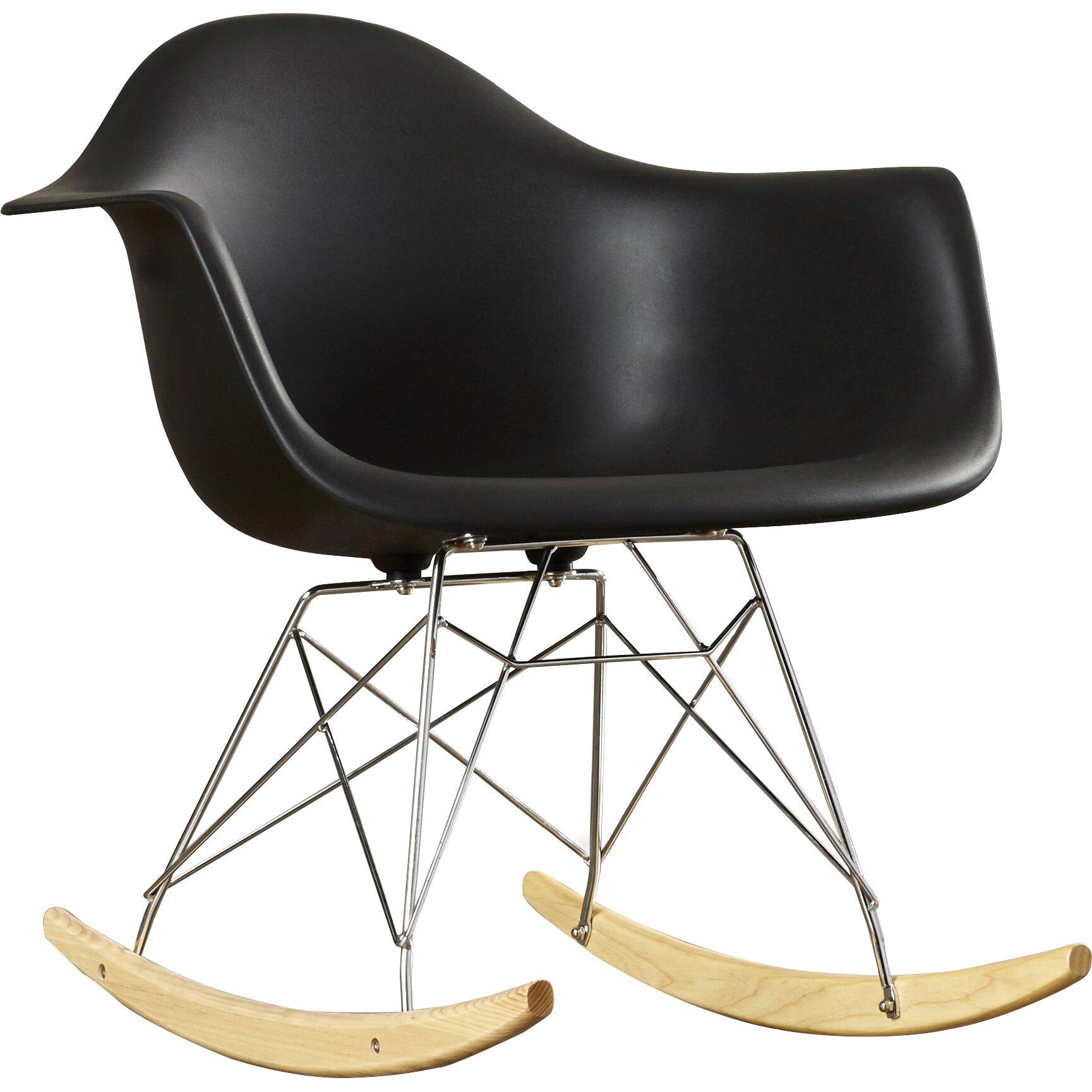Langley Rocker Gaming Chair L0342 Swivel Rocker Recliner