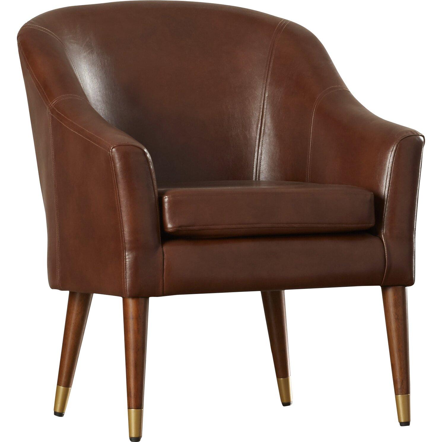 Langley Street Hemet Club Chair & Reviews | Wayfair