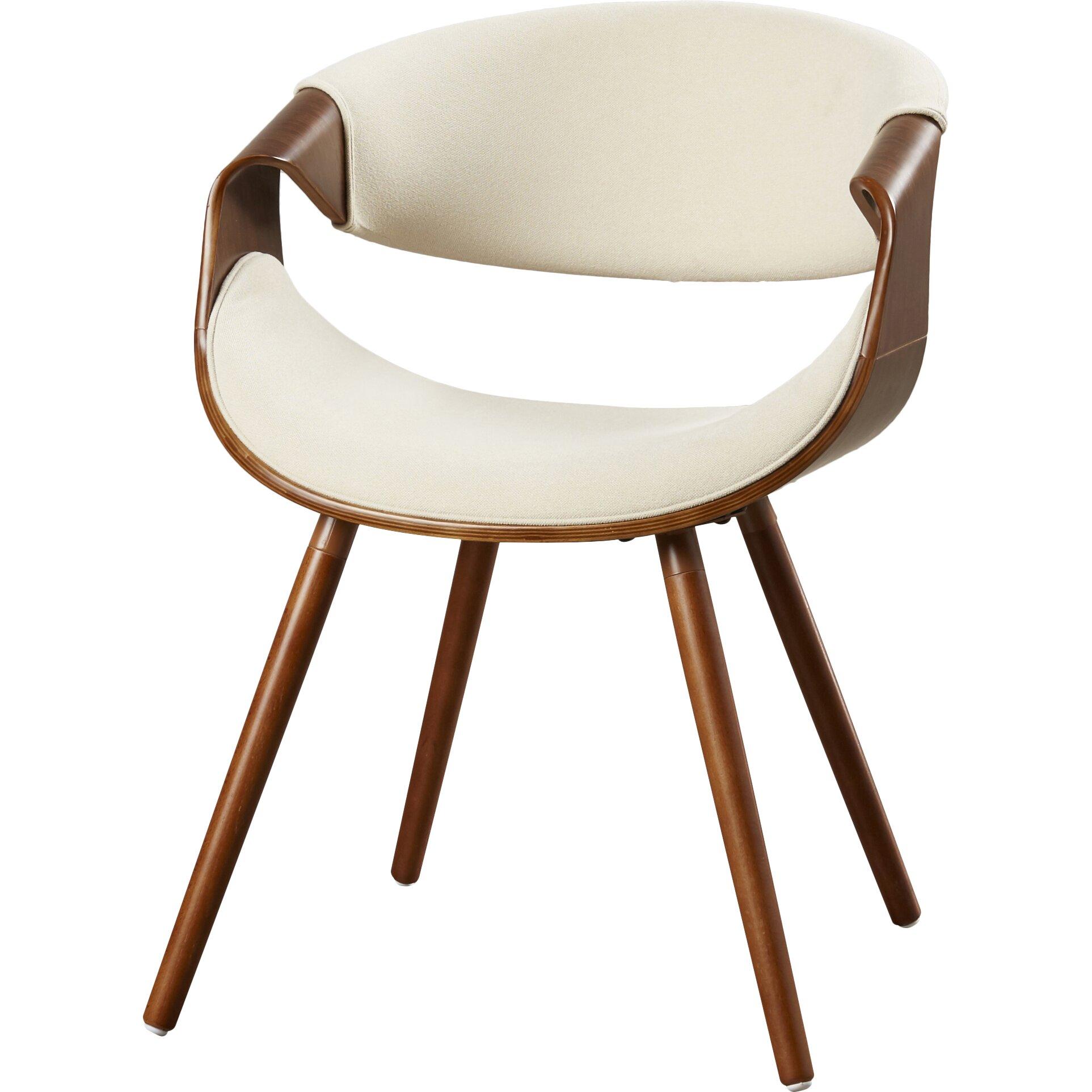 Langley Street Corsica Curvo Arm Chair Amp Reviews Wayfair