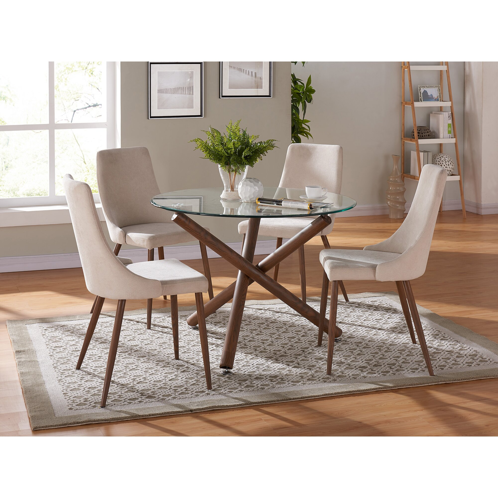 Dining Chairs Kitchen Chairs: Langley Street Aldina Side Chair & Reviews